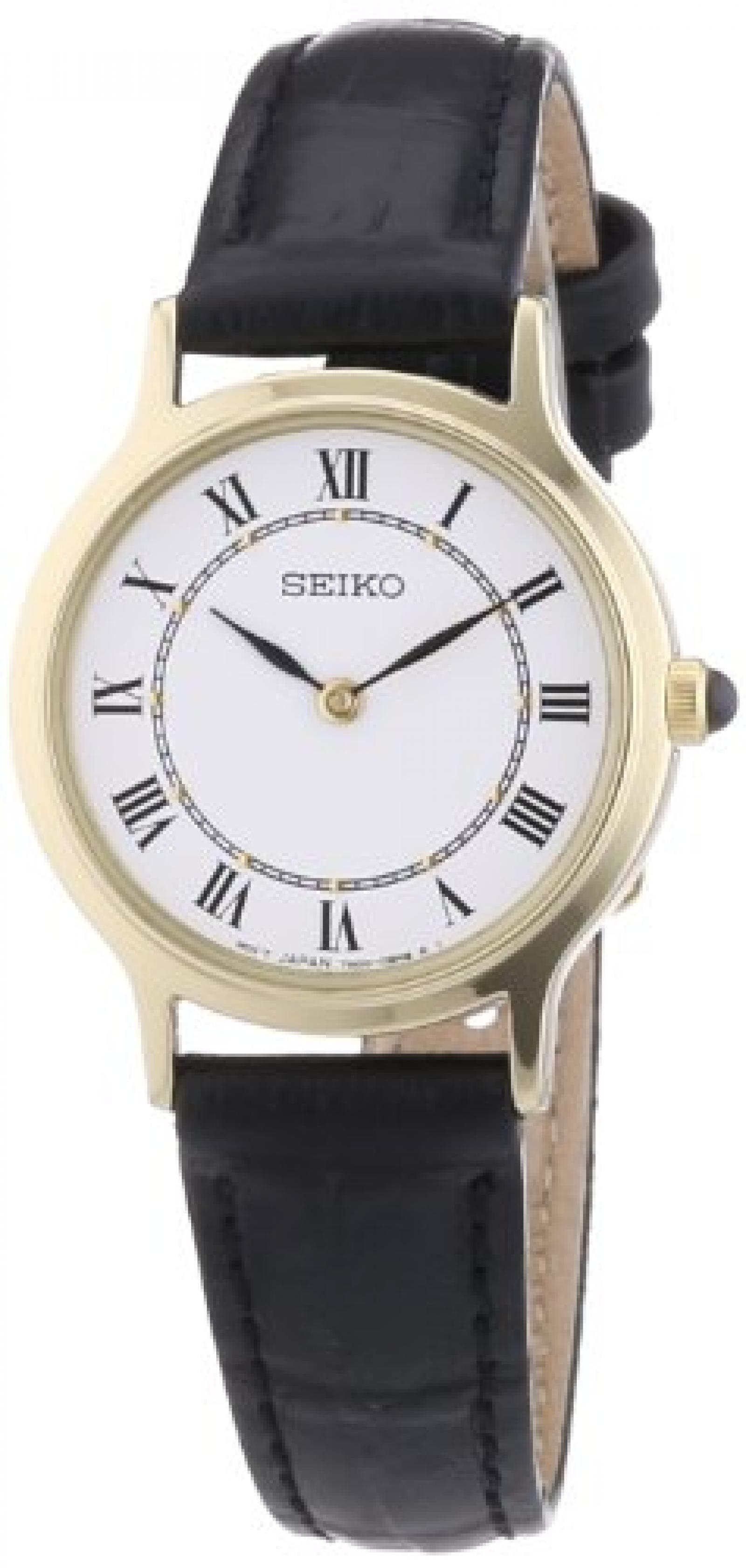 Seiko Quarz Damen-Armbanduhr SFQ830P1