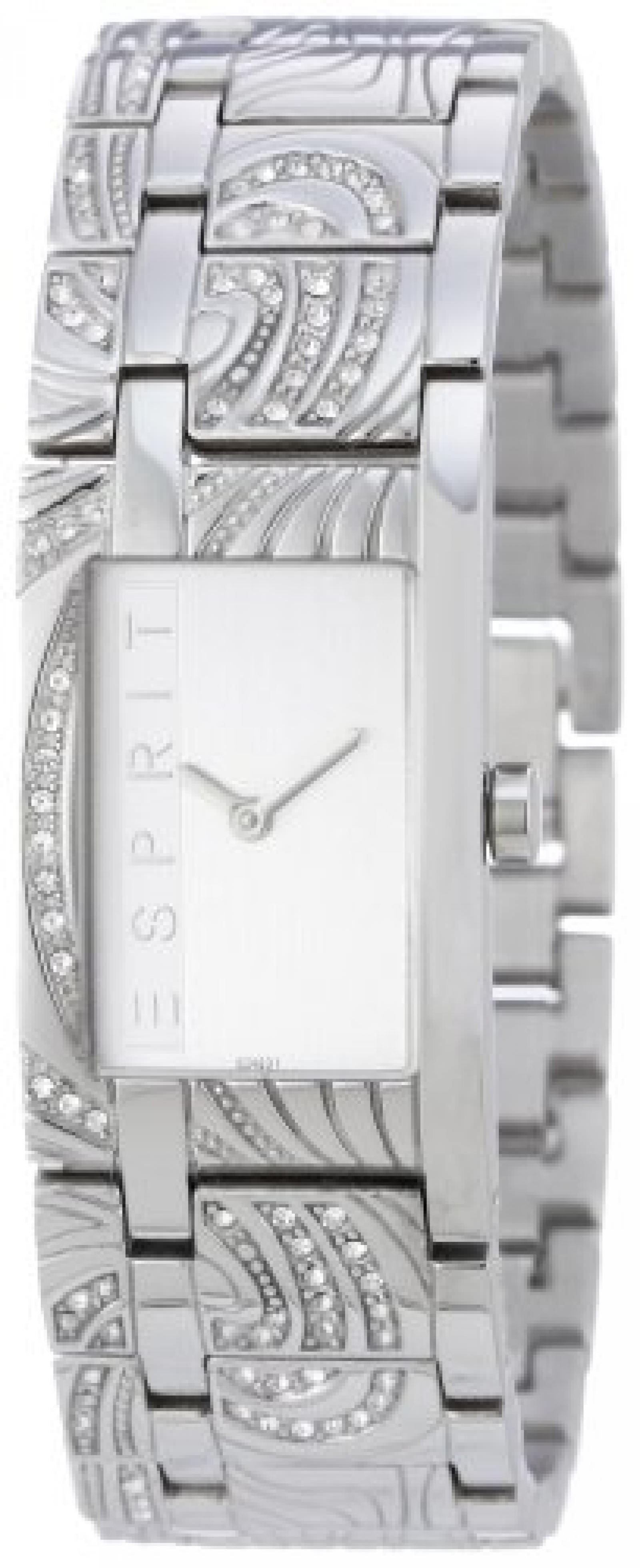 Esprit Damenuhr  touch silver houston A.ES102432001