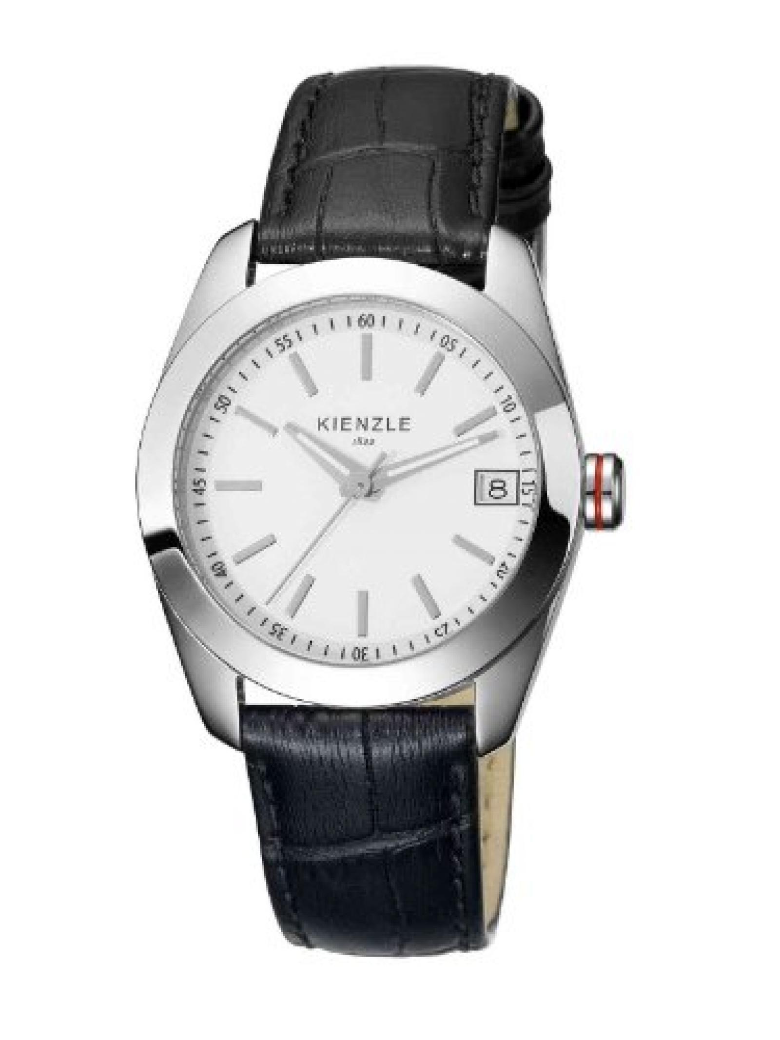 Kienzle Damen-Armbanduhr XS Analog Leder K3012011021
