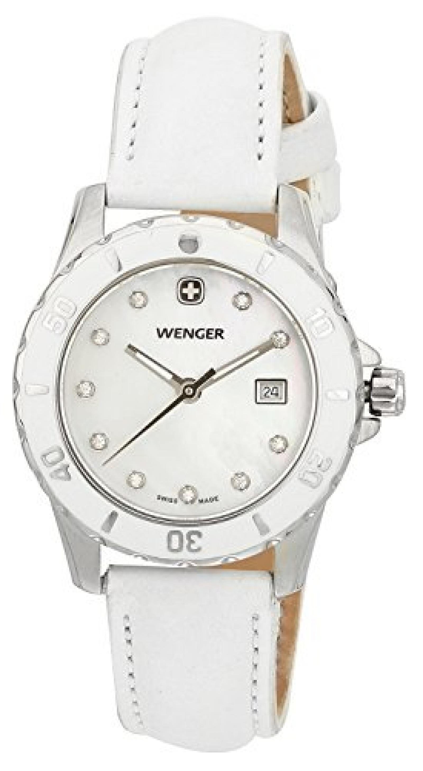 Wenger Damenuhr Quarz 70381