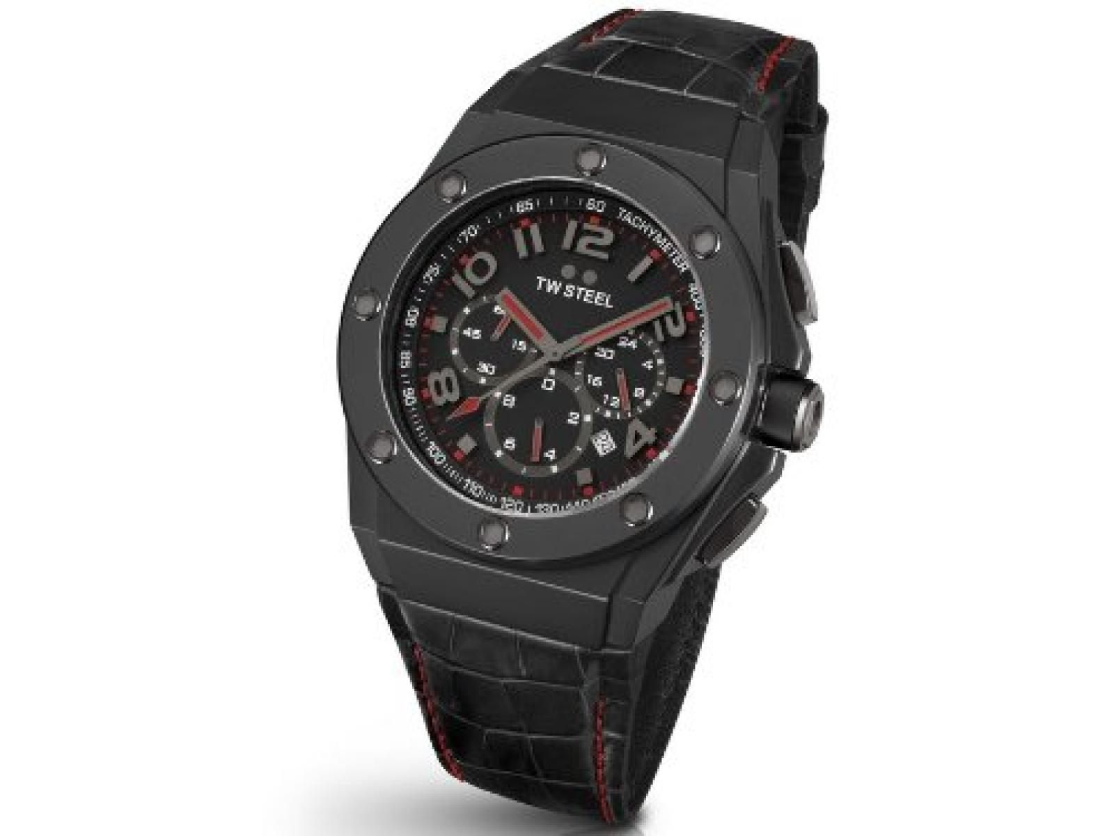 TW Steel Damenuhren Chronograph Ceo Tech Collection CE-4008