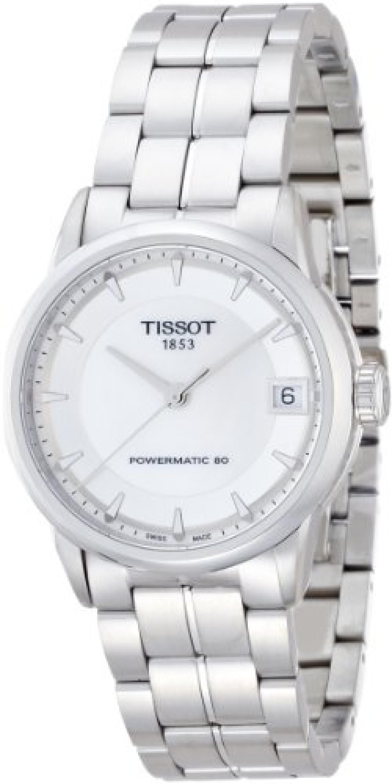 Damen-Armbanduhr XS Analog Automatik Edelstahl T086.207.11.111.00