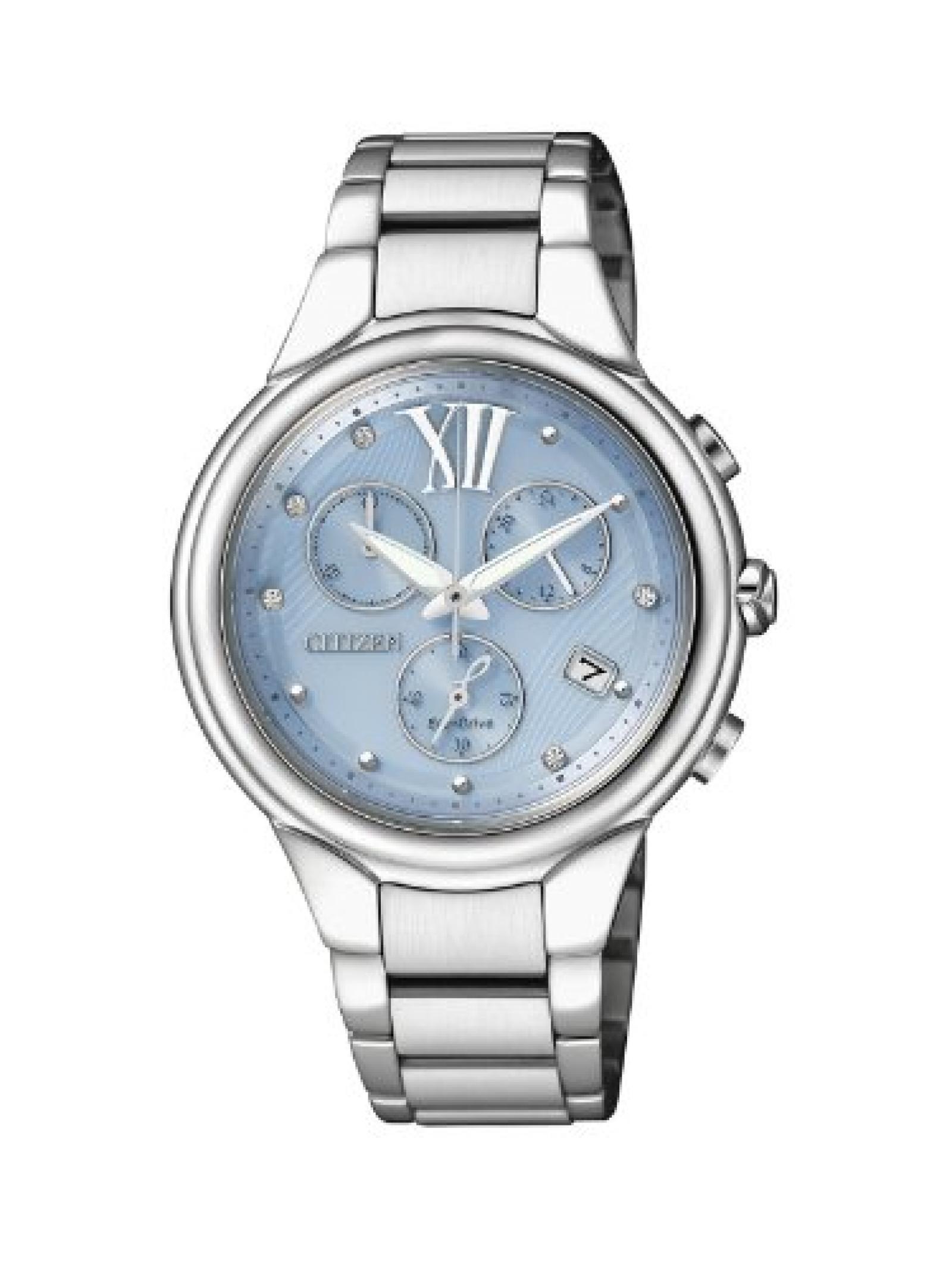 Citizen Damen-Armbanduhr L Analog Quarz Edelstahl FB1311-50L