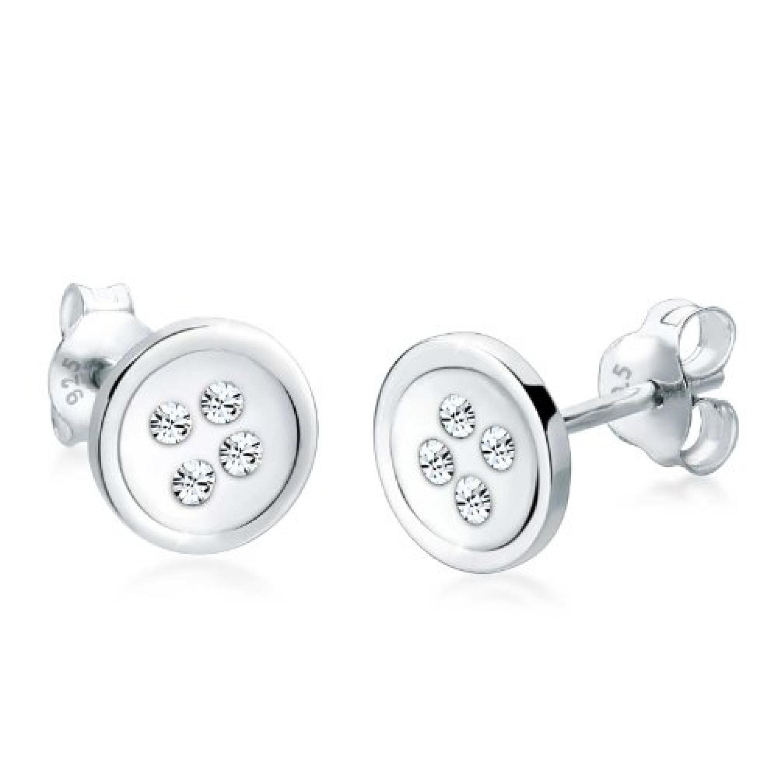 Elli Damen-Ohrringe 925 Silber 0302232812