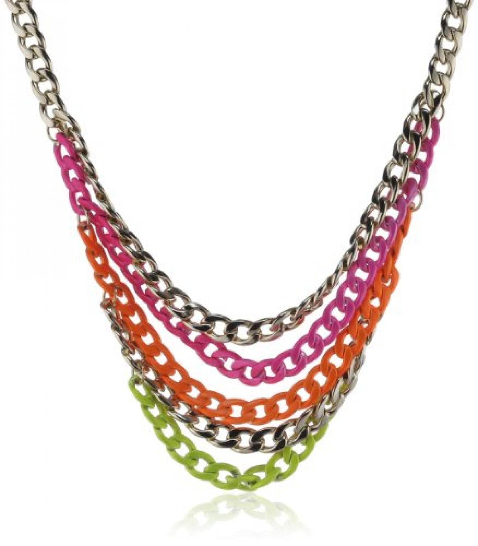 Sweet Deluxe Damen-Halskette mit Anhänger Messing 02104