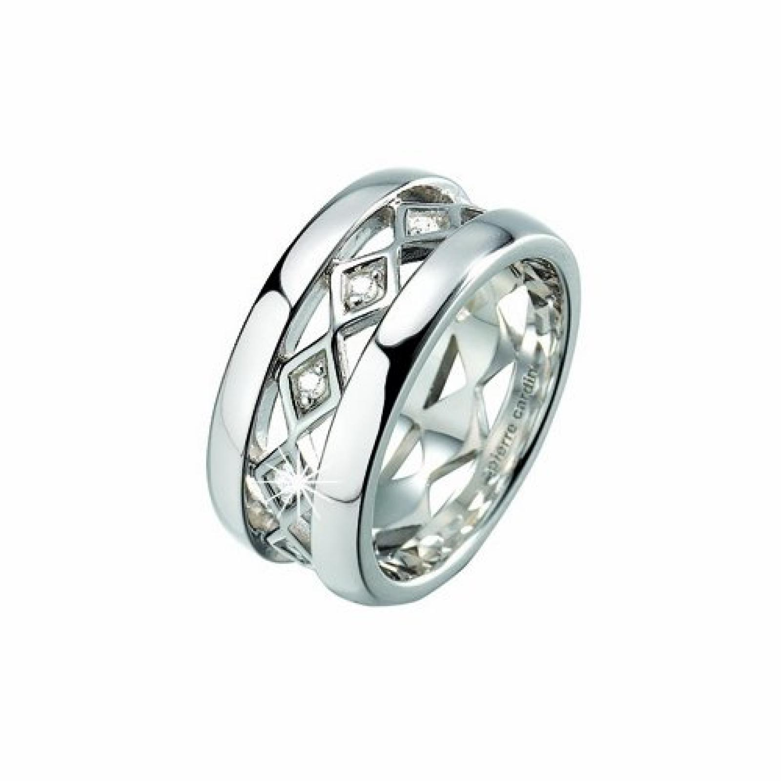 Pierre Cardin Damen-Ring Douceur Sterling-Silber 925 PCRG90286A