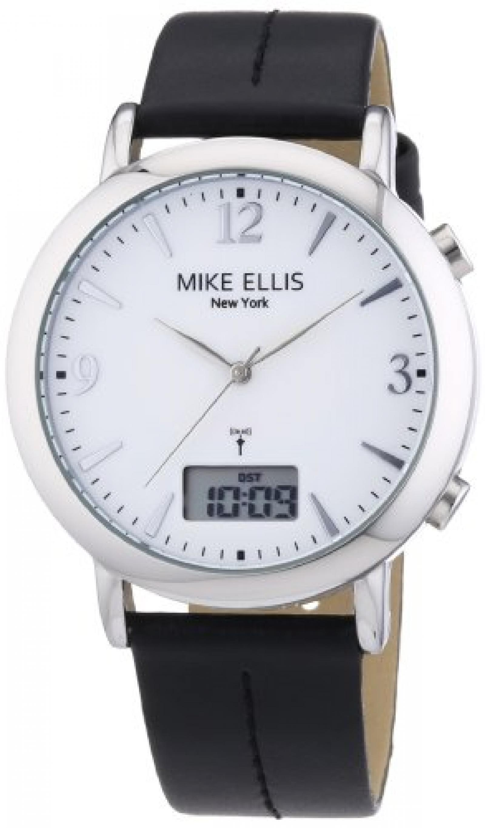 Mike Ellis New York Herren-Armbanduhr XS Analog - Digital Quarz M2942ASU/1