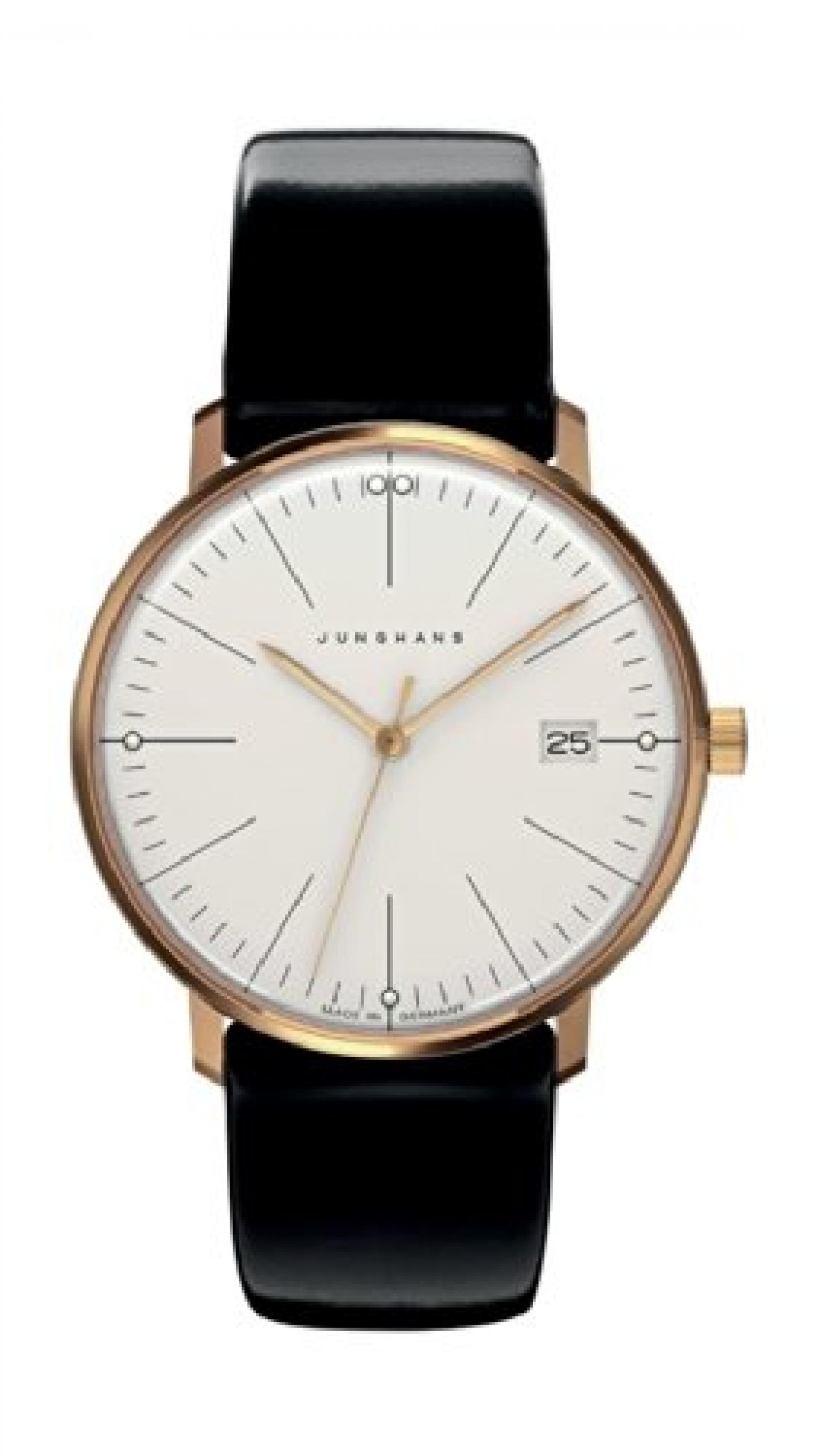 Junghans Max Bill Damenuhr, Gold, 031/9200.00