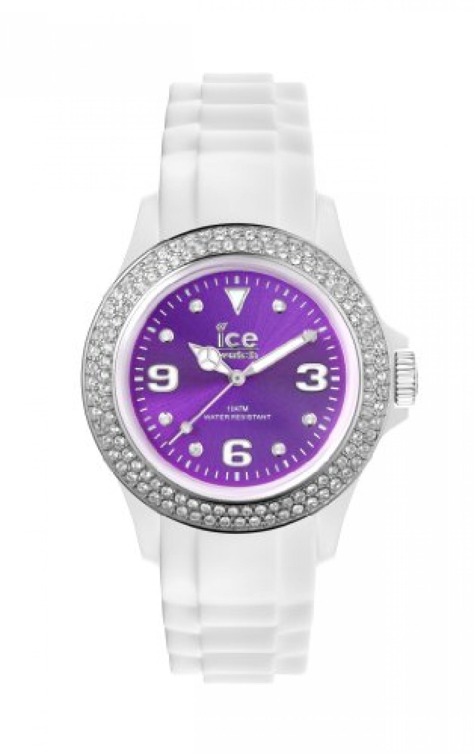 Ice-Watch Armbanduhr ice-Purple Unisex Violett IPE.ST.WPE.U.S.12