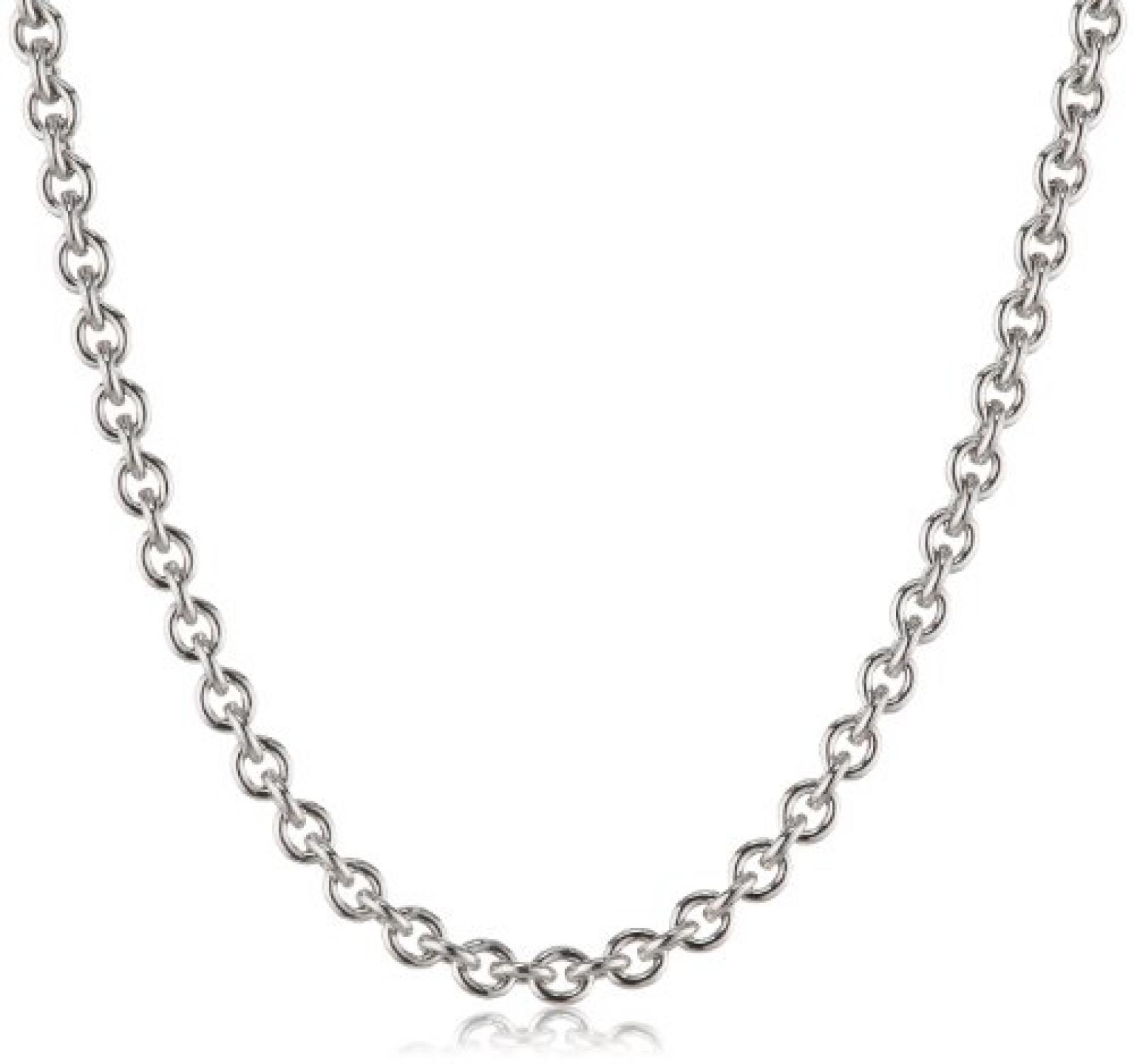 Amor Jewelry Unisex-Halskette 925 Sterling Silber 308878