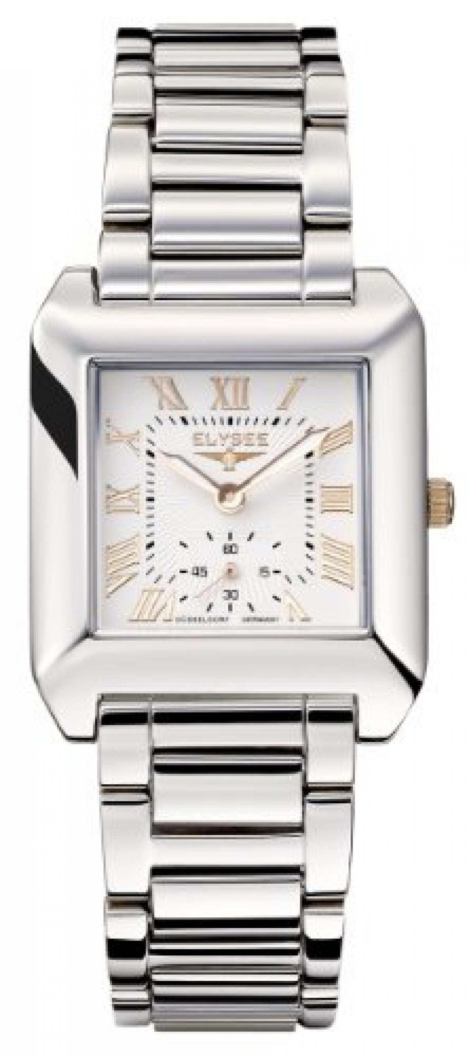 Elysee Damen-Armbanduhr FAITH Analog Edelstahl 28431