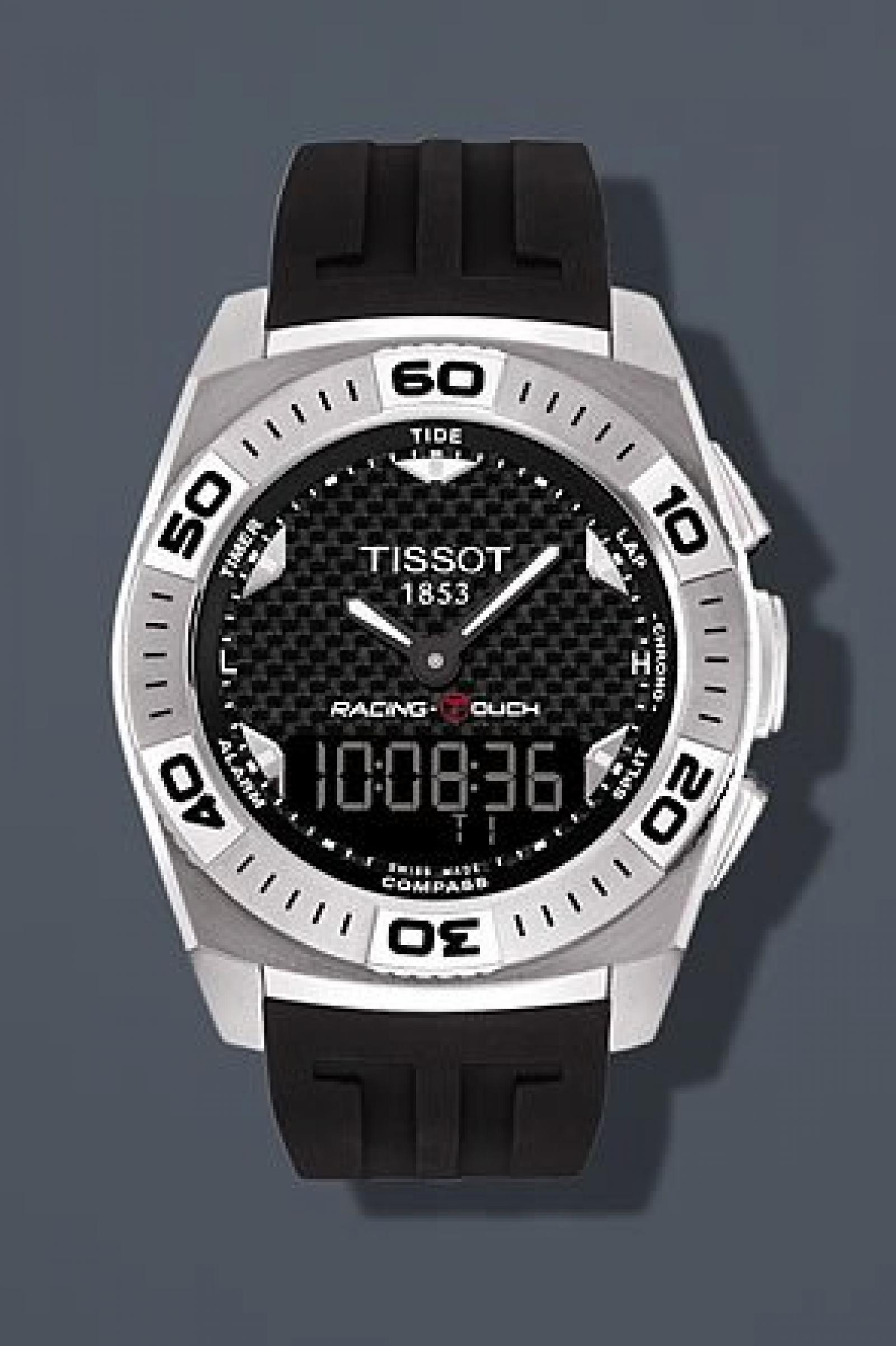 Tissot Touch Collection Racing-Touch T002.520.17.201.01