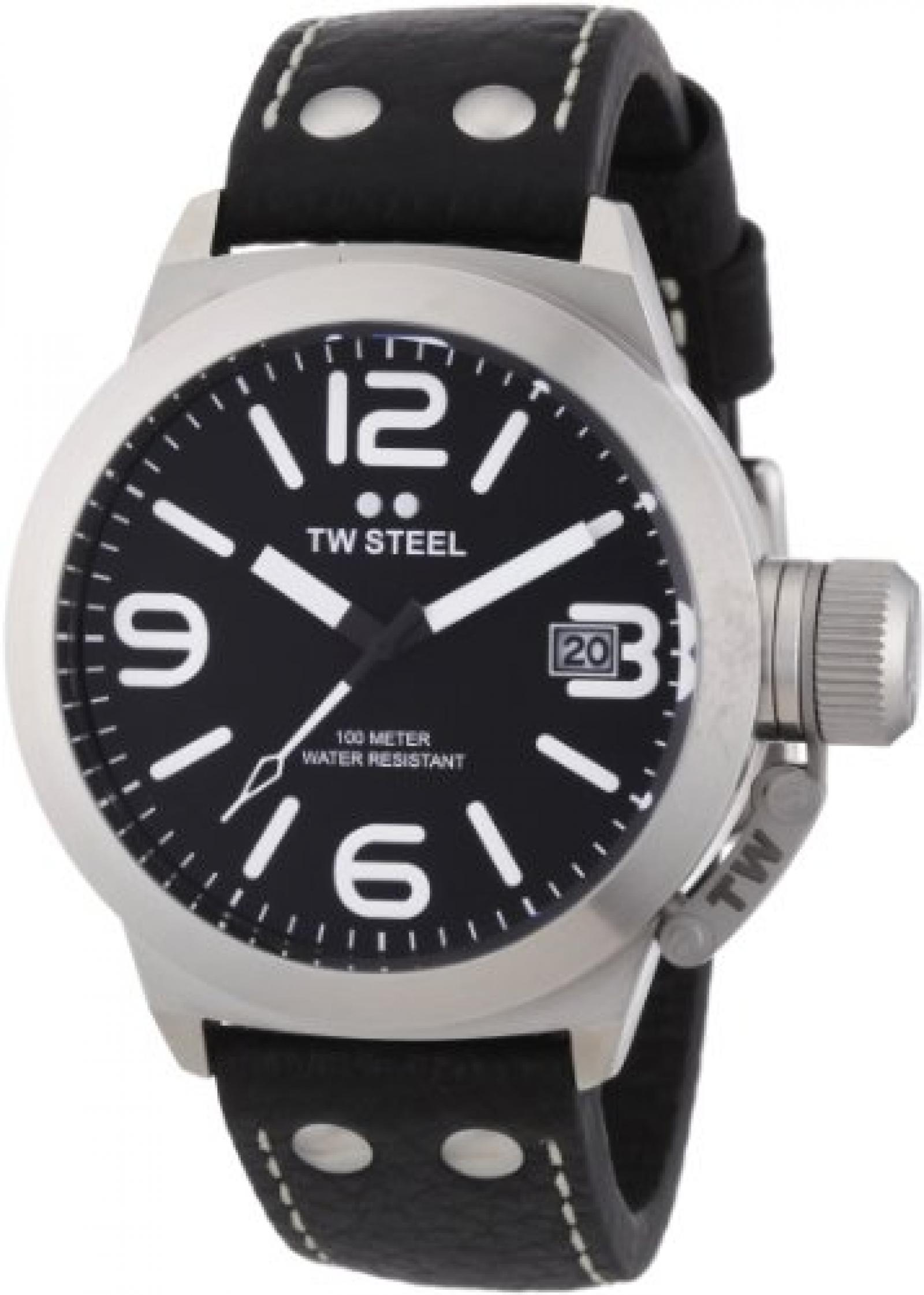 TW-STEEL Armbanduhr Canteen Style TW-2R