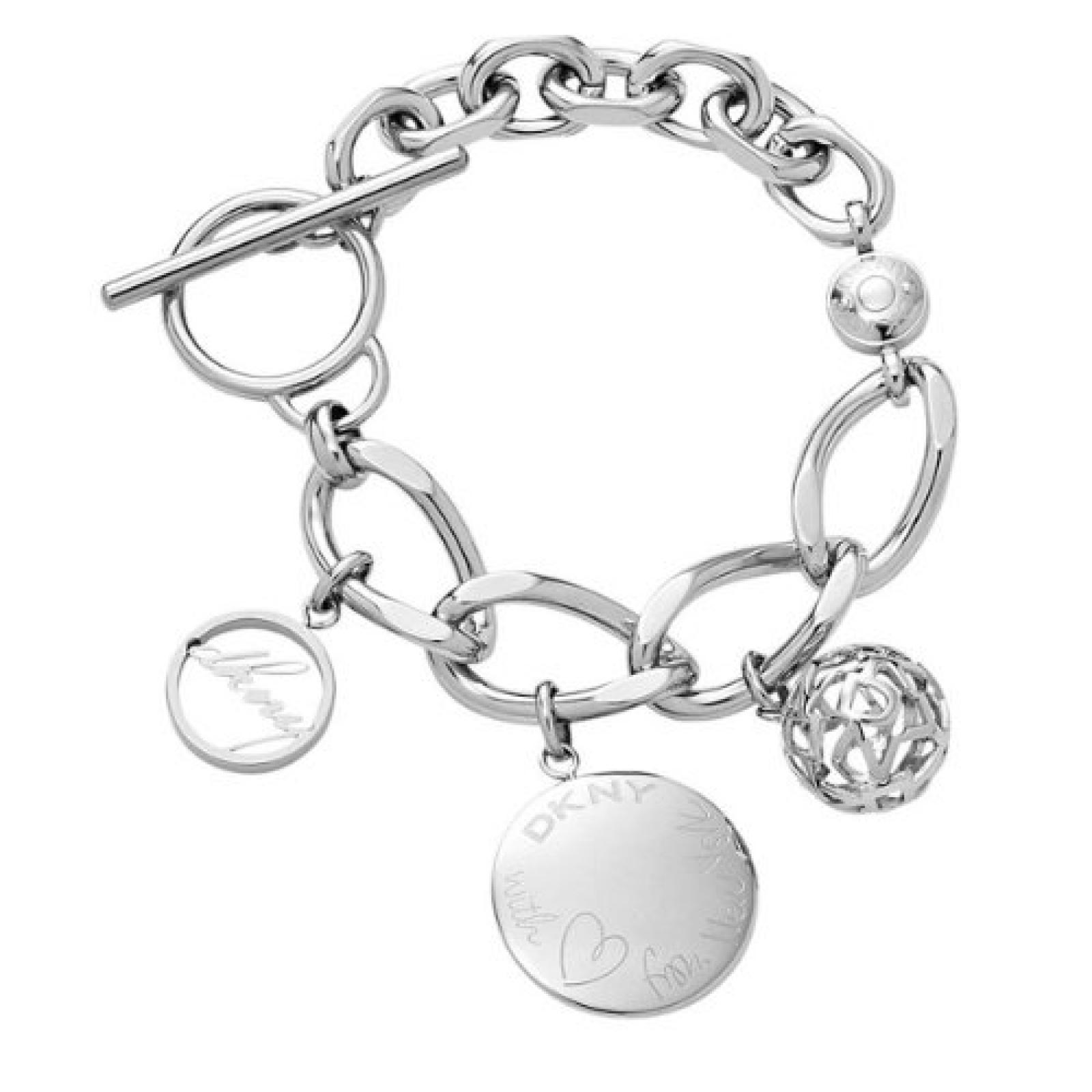 DKNY Damen-Armband Edelstahl NJ1879040