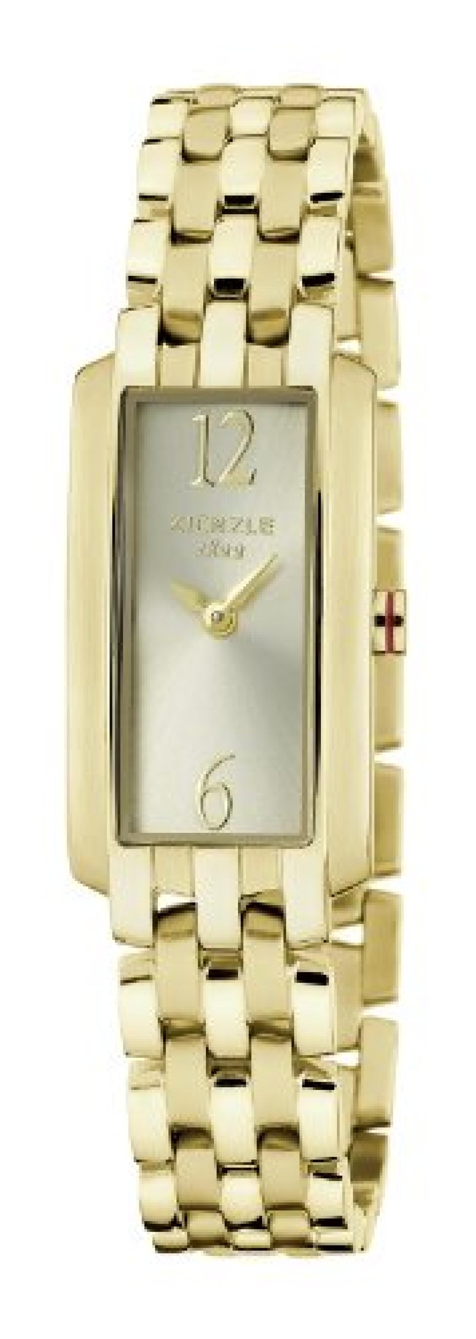 Kienzle Damen-Armbanduhr KIENZLE LADY Analog Quarz Edelstahl beschichtet K5092029042-00329