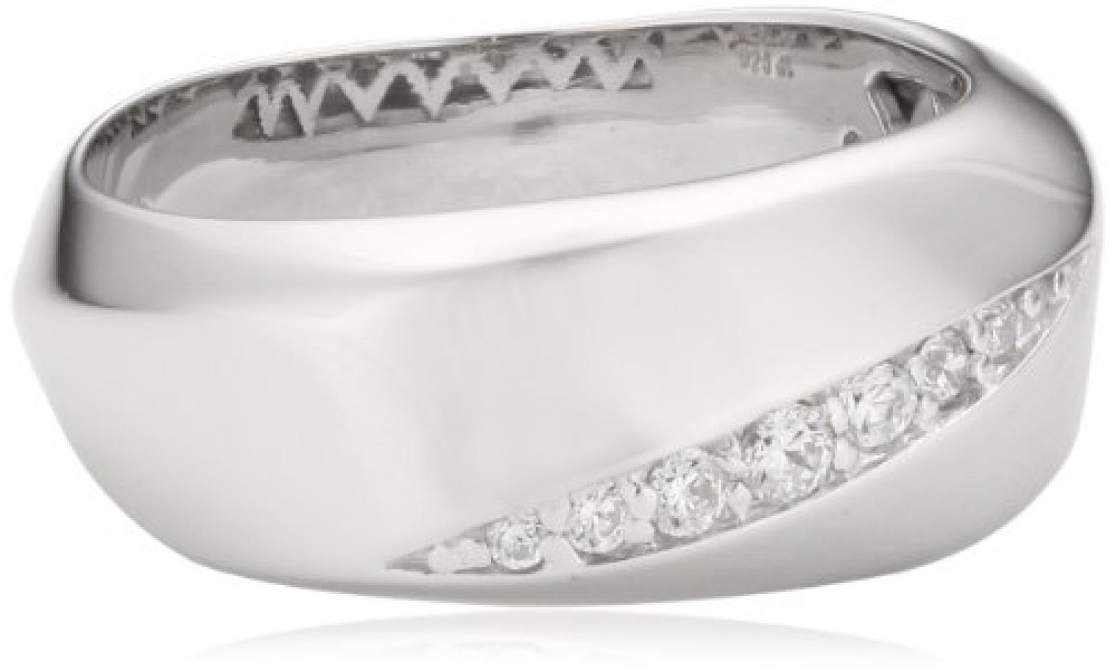 s.Oliver Damen-Ring Silber 925  Gr.54 401098