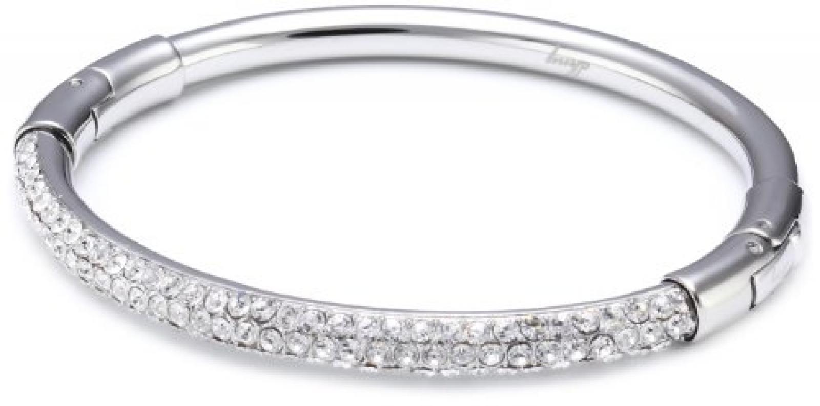 DKNY Damen-Armband Spring 2013 Edelstahl Silber Zirkonia NJ1955040