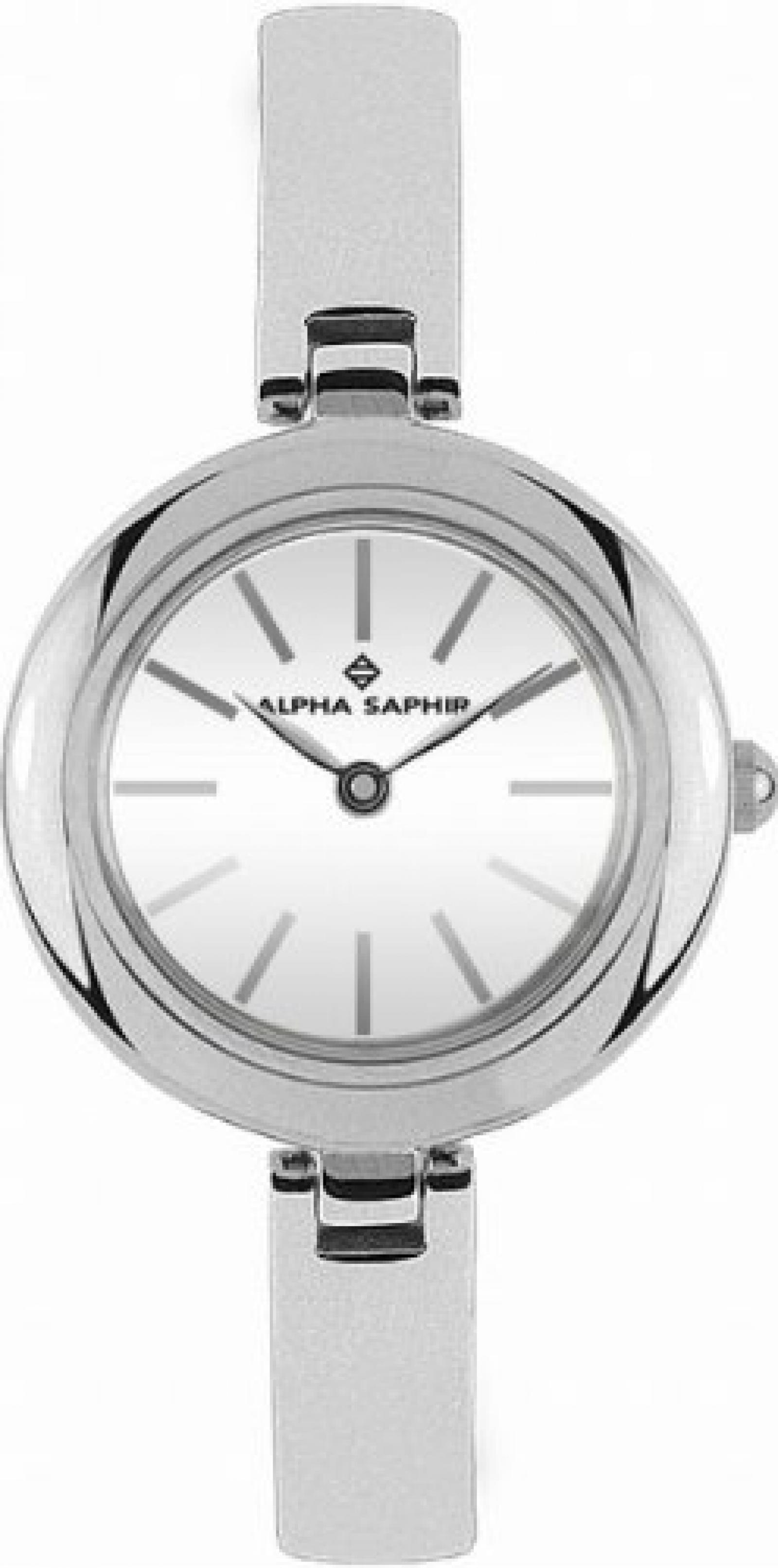Alpha Saphir Damen-Uhren Quarz  Analog 332A
