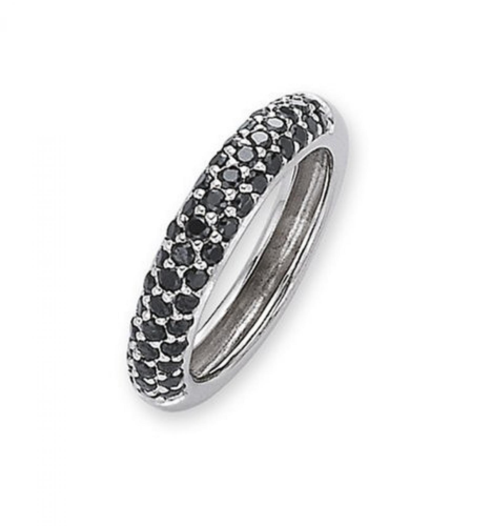 Celesta Damenring 925/- Sterling Silber Ringweite: 54 273270545L-1