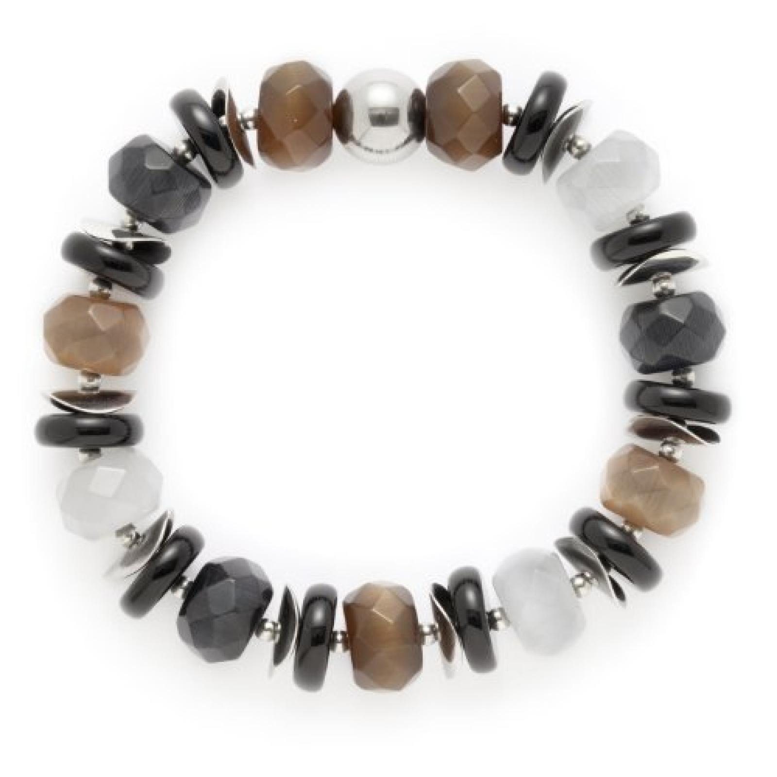 Leonardo Jewels Damen-Armband Disk Twirl 013960