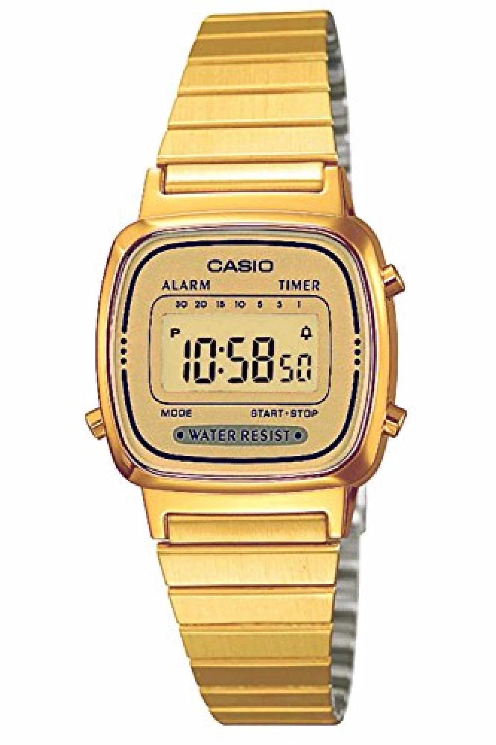 Casio LA670WEGL-9EF Uhr