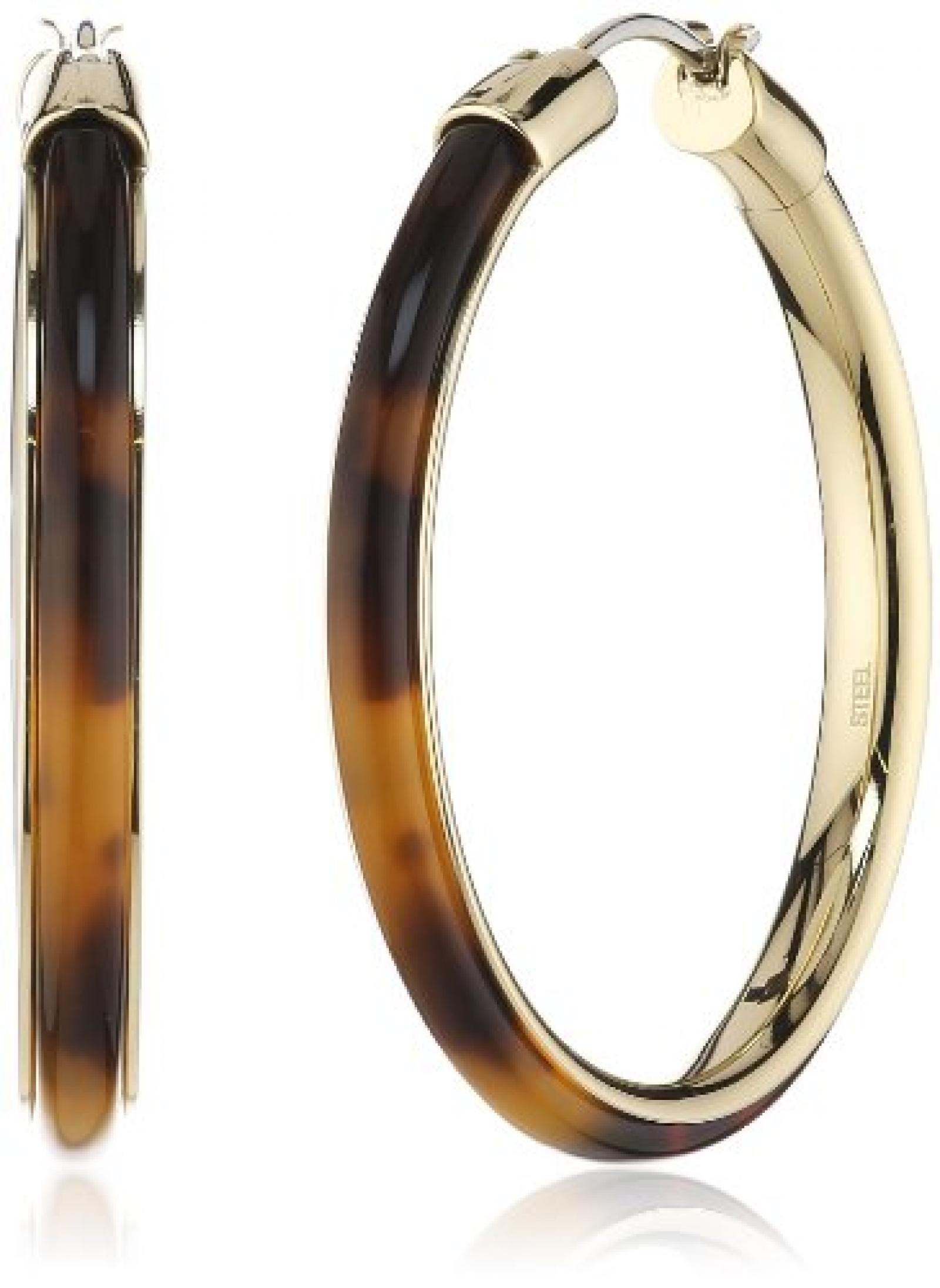 Fossil Damen-Ohrhänger Kunststoff Edelstahl JF00575710