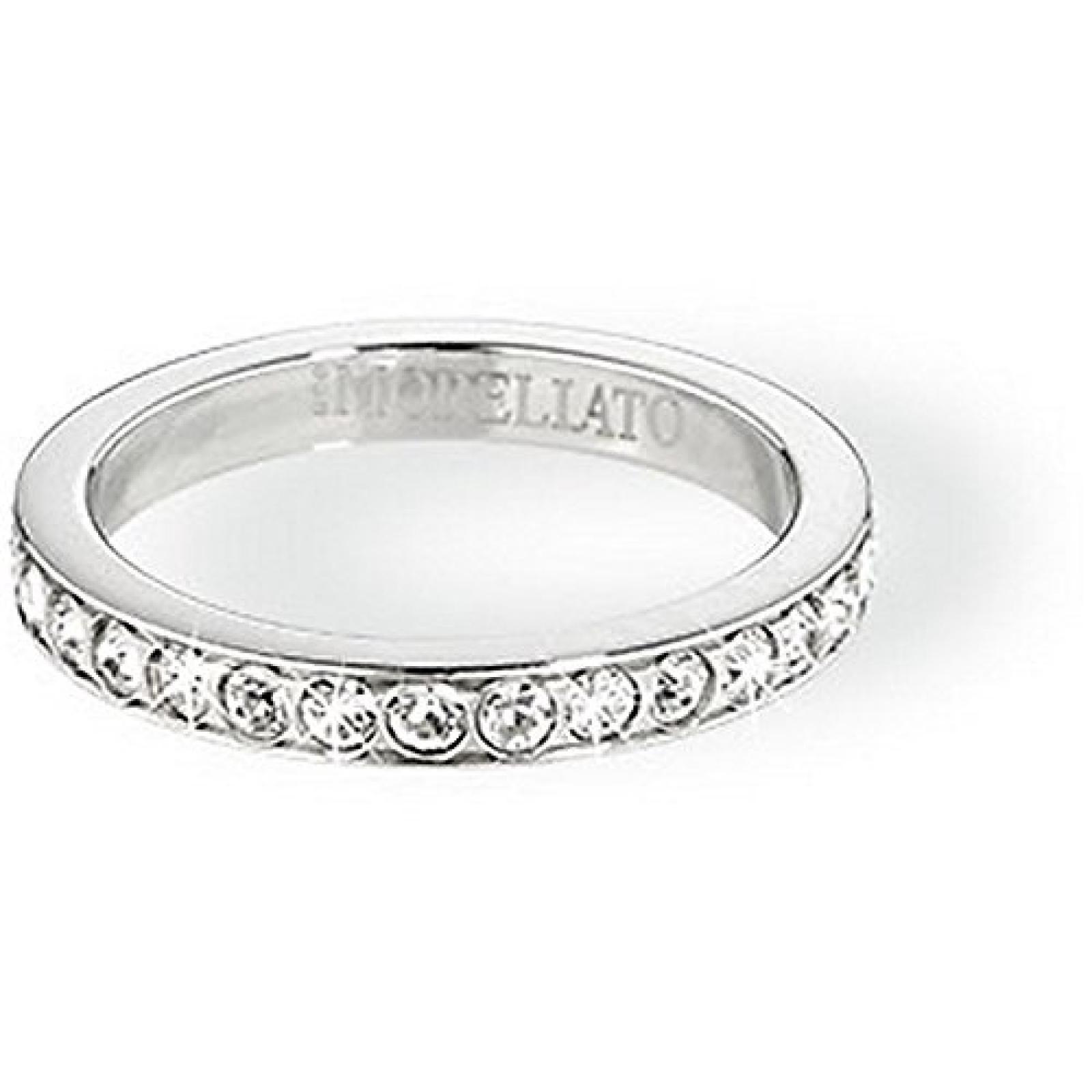 Morellato Damen-Ring Edelstahl silber Gr. SNA26012