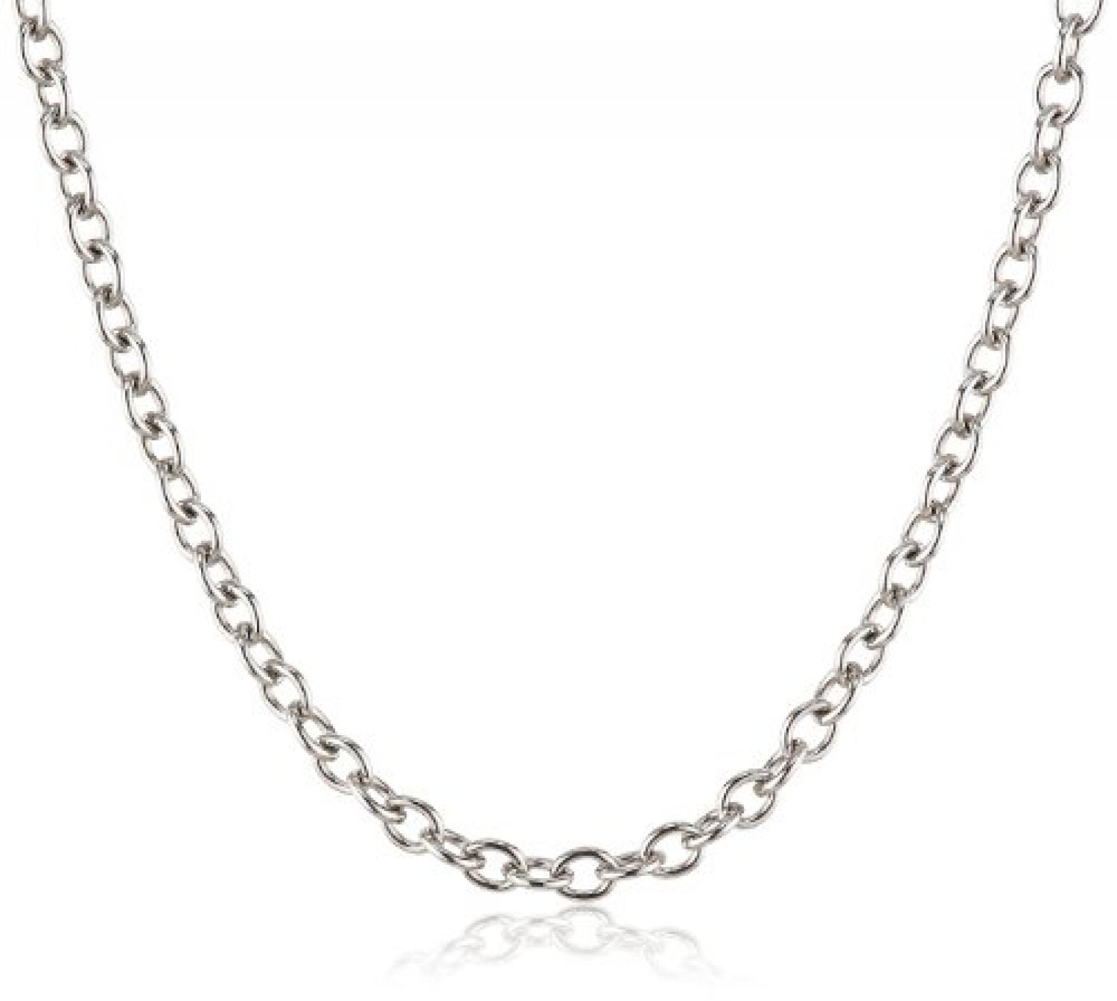 Amor Jewelry Unisex-Halskette 925 Sterling Silber 308861