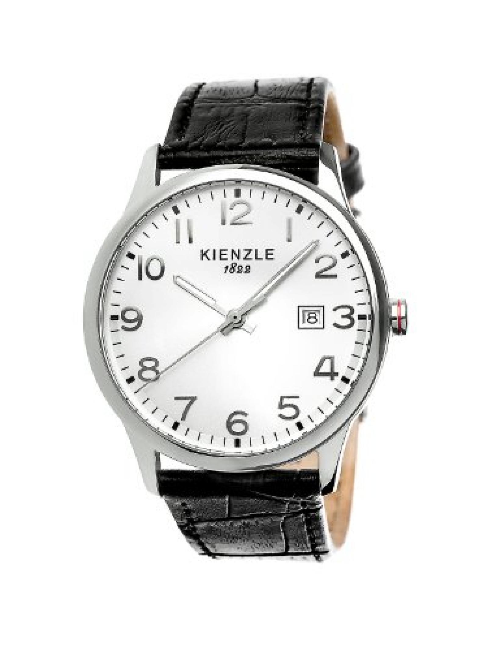 Kienzle Damen-Armbanduhr XS KIENZLE CORE Analog Quarz Lederarmband K3042012151-00360