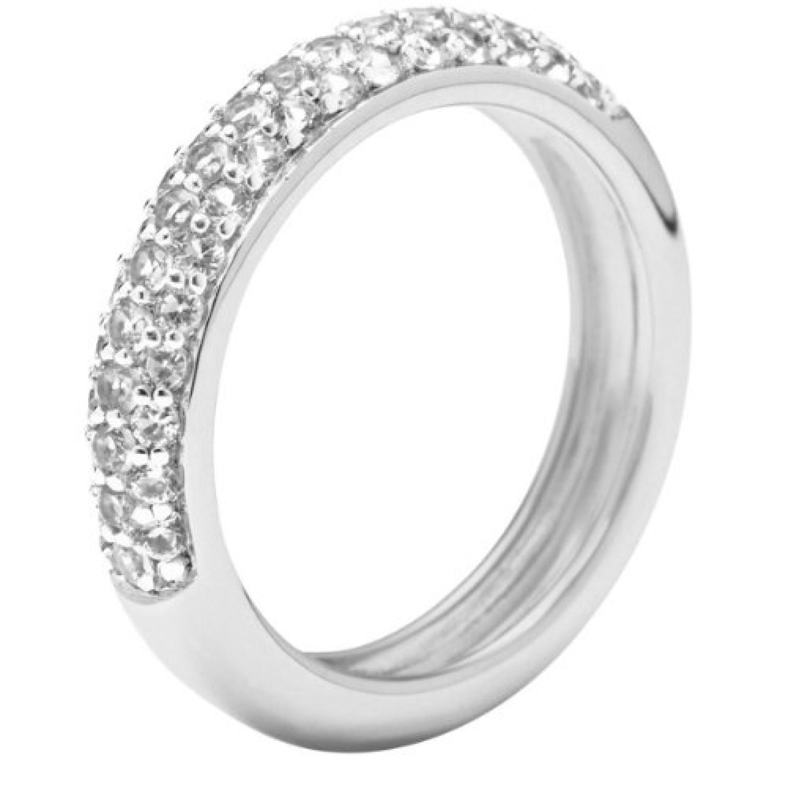 Fossil Damen-Ring Silber JFS00081040