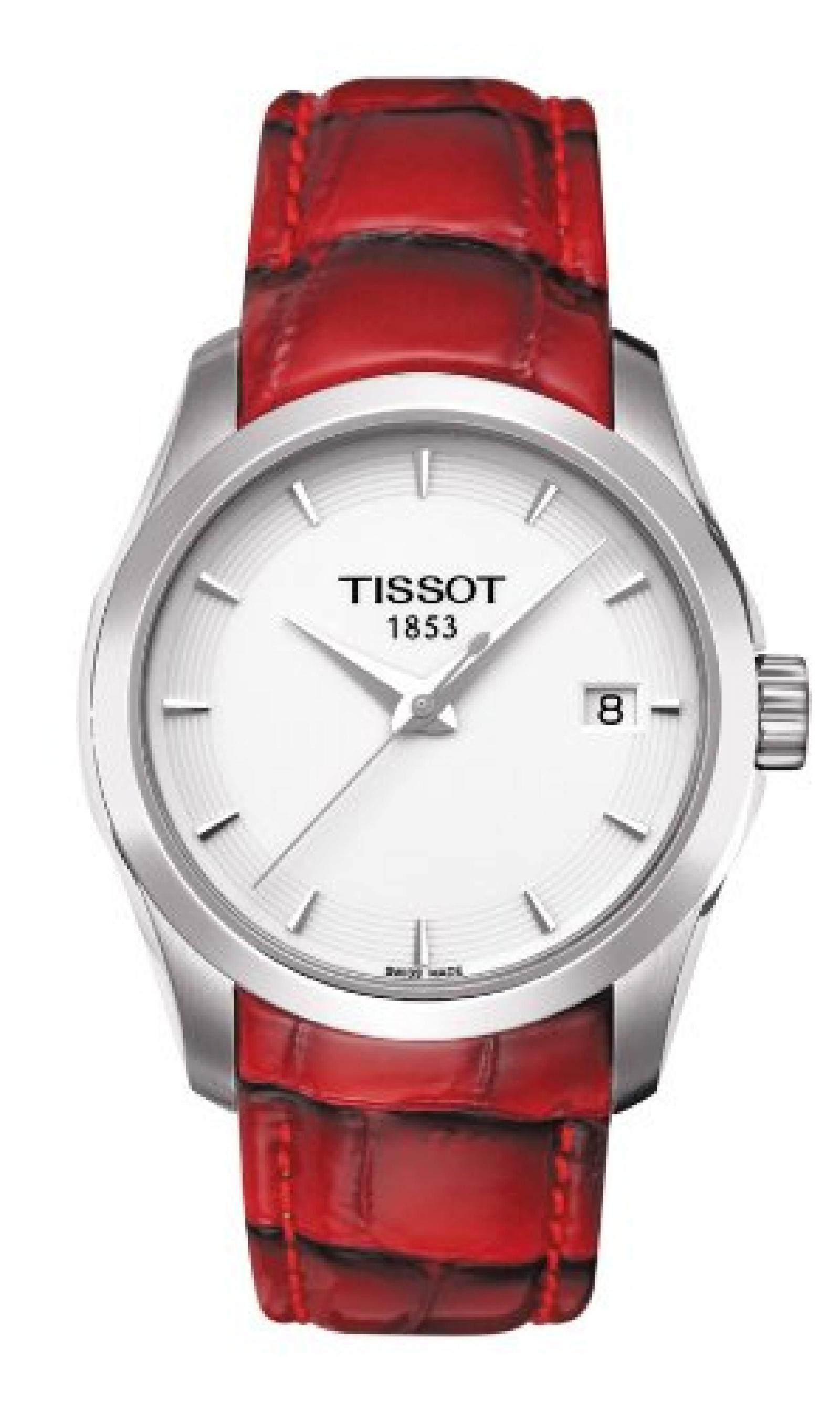 Tissot T-Trend Couturier T035.210.16.011.01