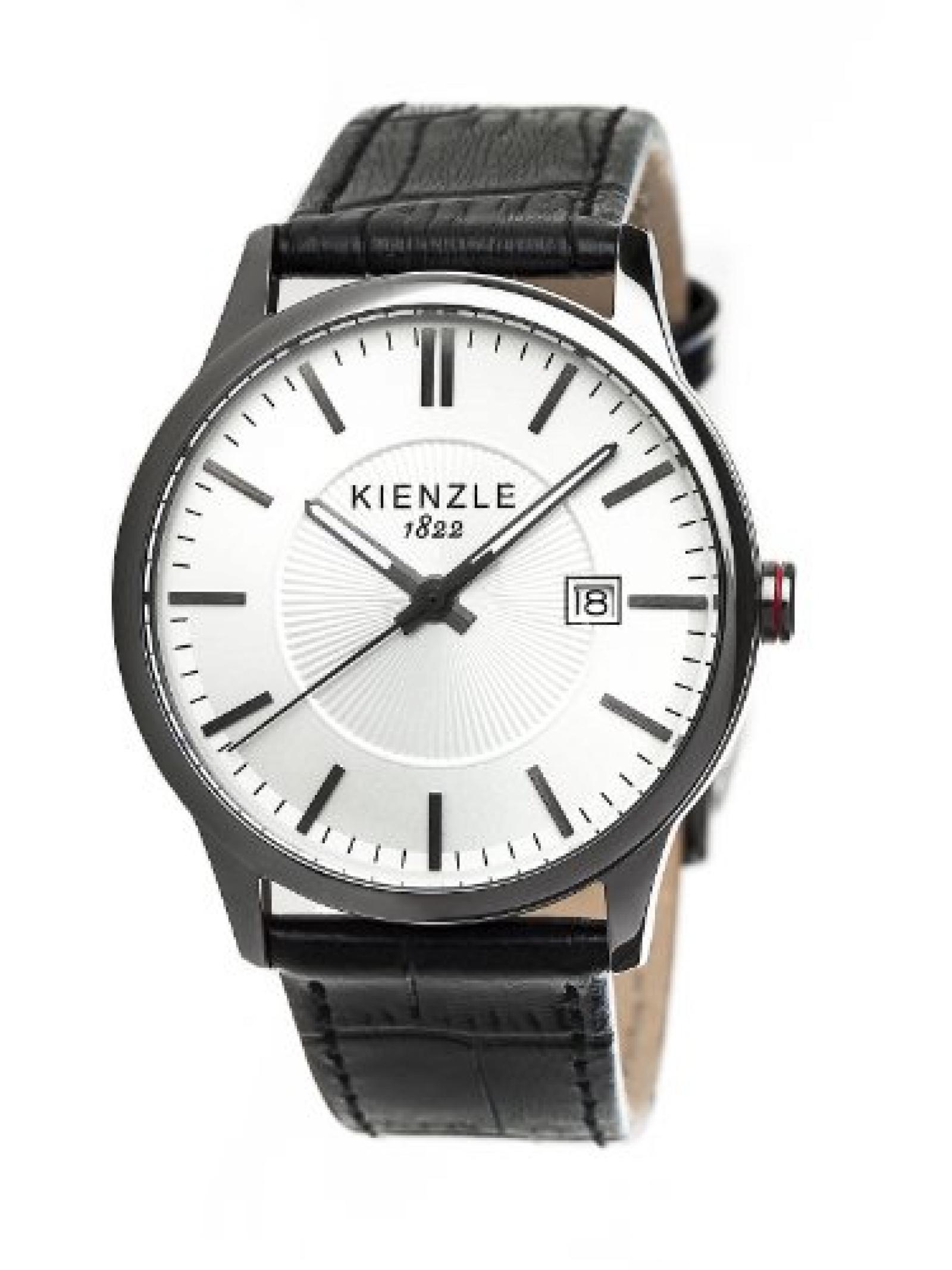Kienzle Damen-Armbanduhr XS KIENZLE CORE Analog Quarz Lederarmband K3042051171-00362