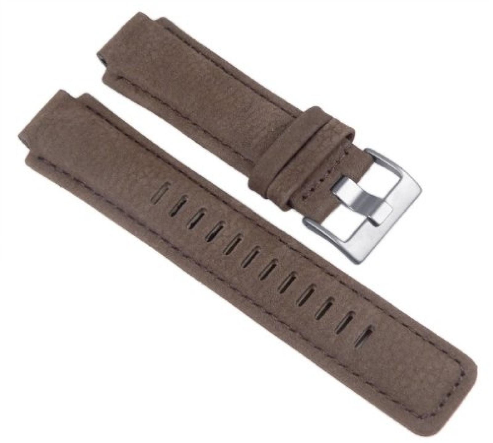Timex Marken Ersatzband Uhrenarmband Leder Wasserfest Braun 16mm für T2N721, T2N739, T2P141, T2N720, T2N722, T2N723, T49709
