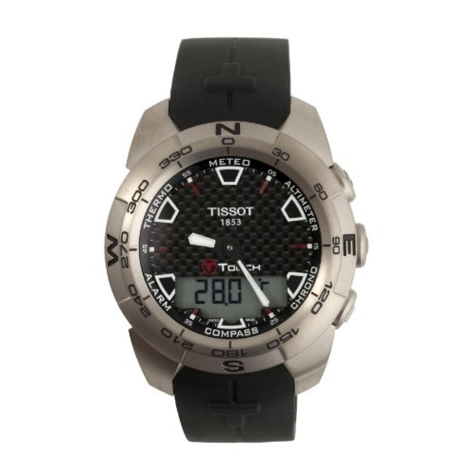 TISSOT T-Touch Expert T013.420.47.201.00 T0134204720100