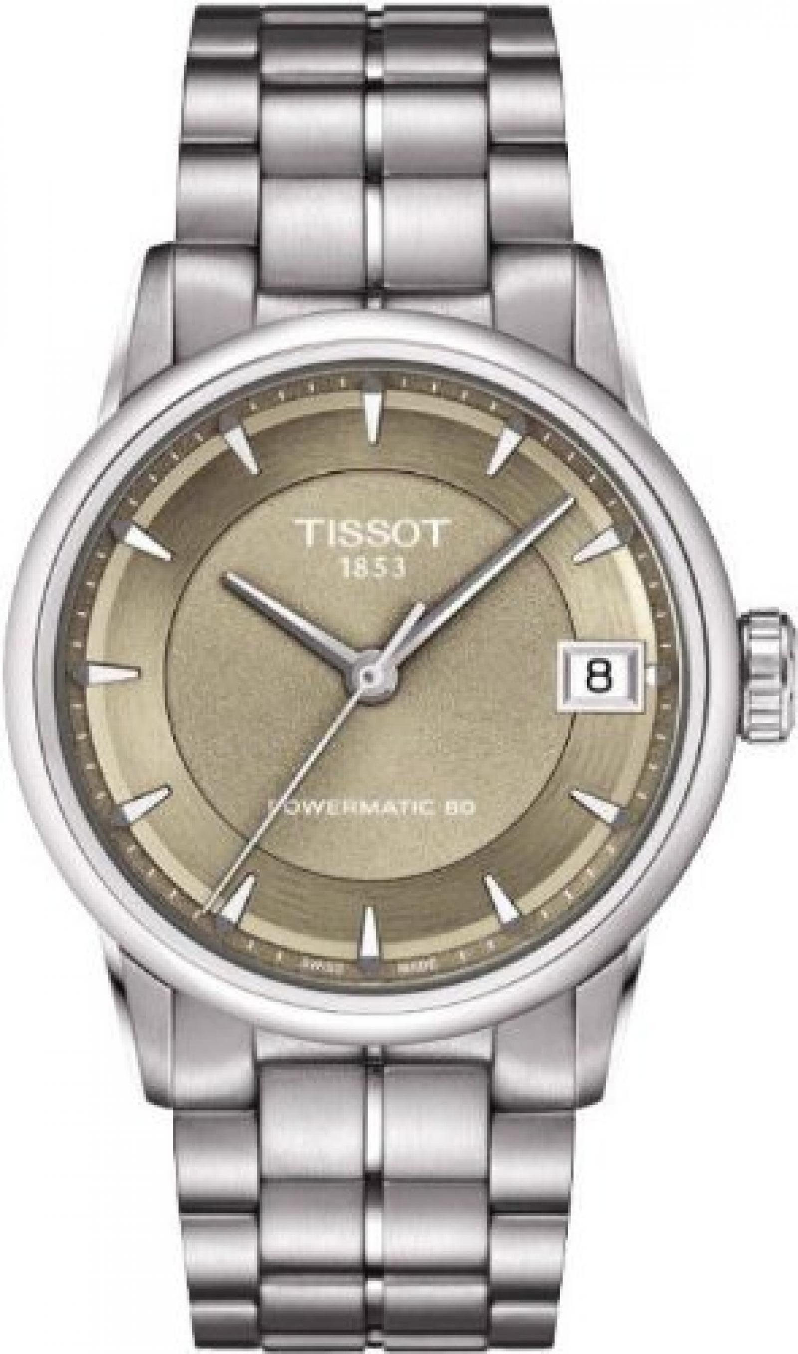 Tissot T-Classic Luxury Automatic T086.207.11.301.00