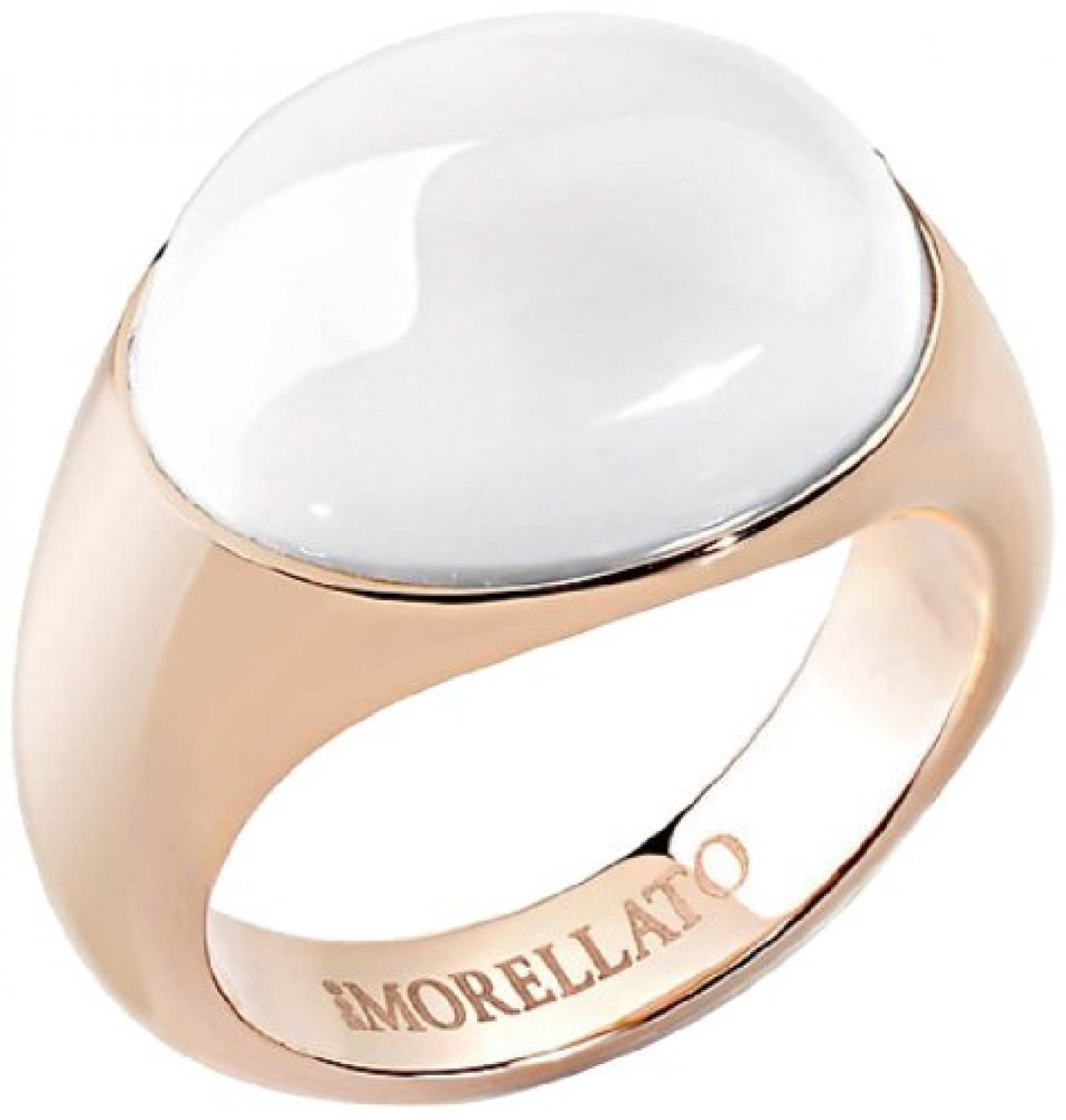 Morellato Damen-Ring Edelstahl rot Gr. SYU17014
