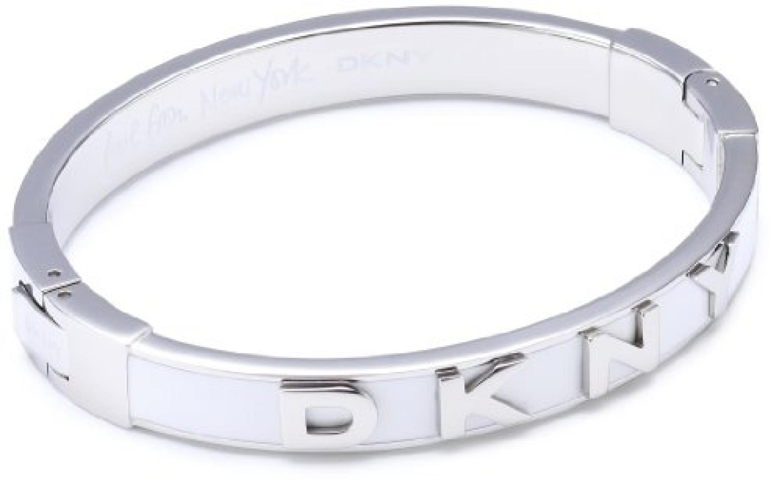 DKNY Damen-Armband Spring 2013 Silber Emaille silber NJ1934040