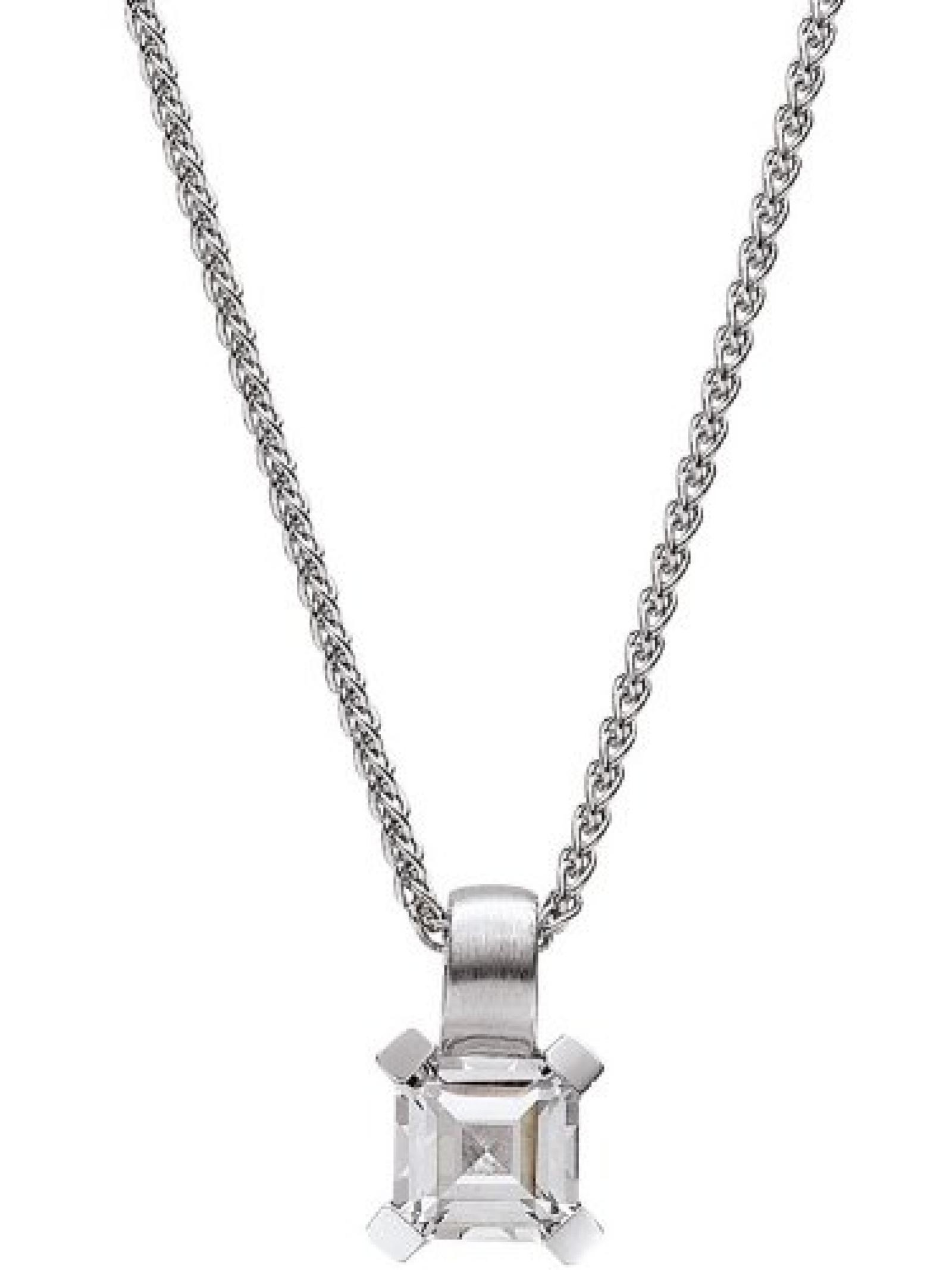 Viventy Damencollier 925 Sterling Silber mit Zirkonia 695422