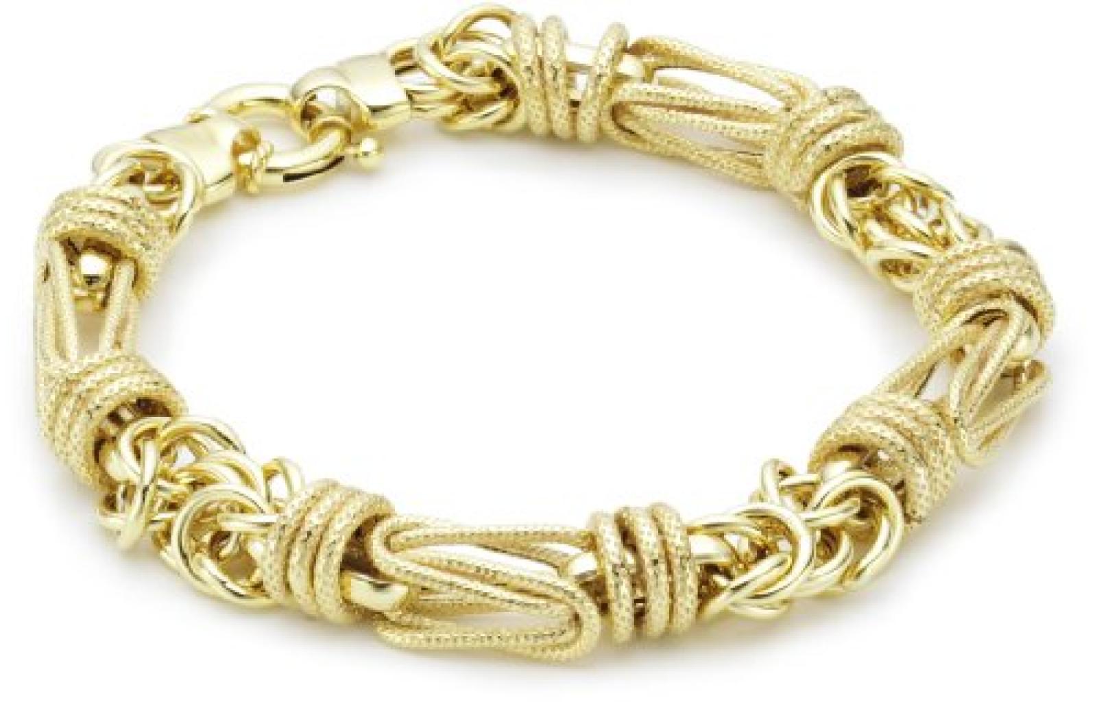 BOB C Damen-Armband 14 Karat 585 Gelbgold FA456645120
