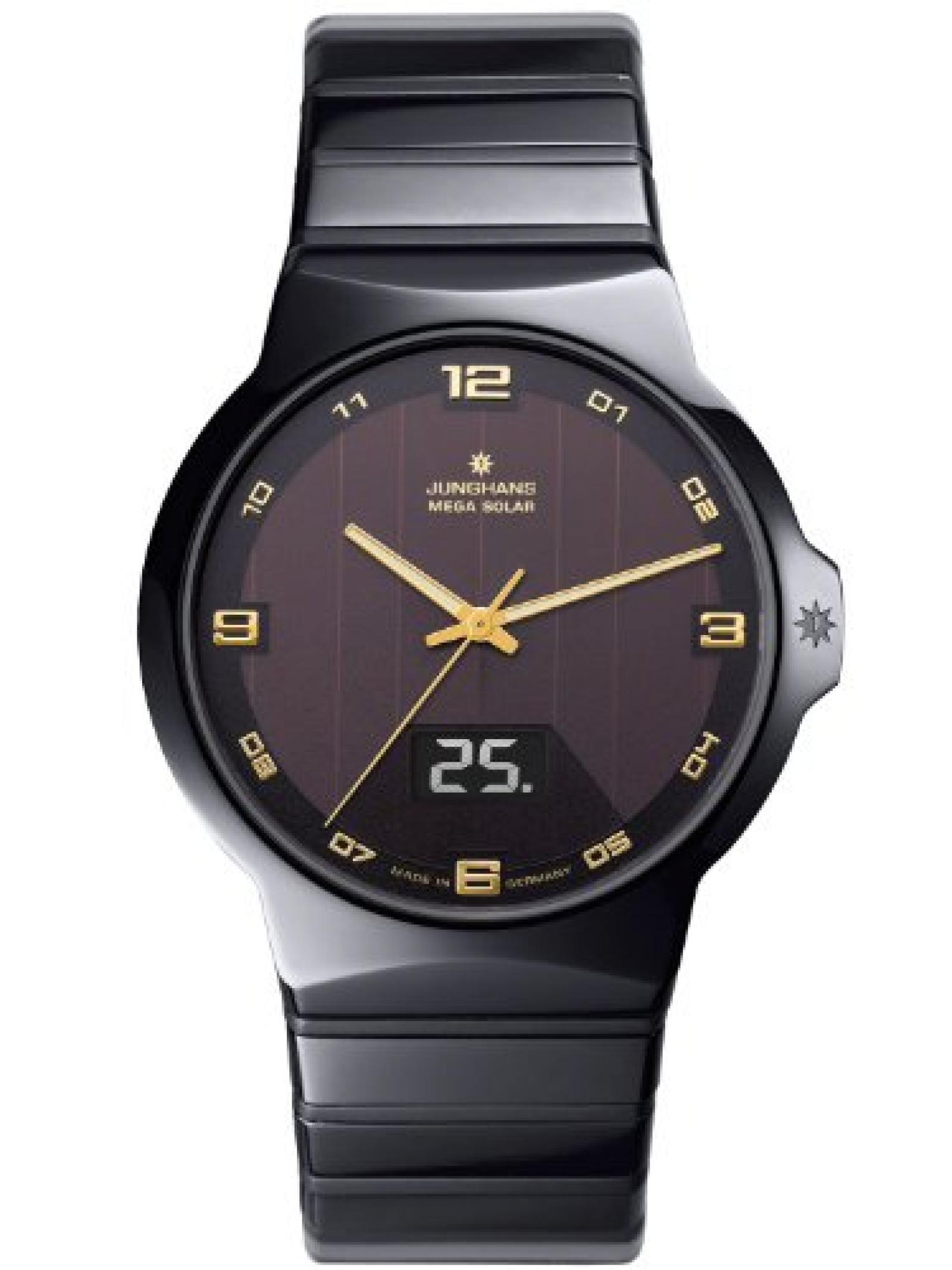 Junghans Force Herren Funk-Solar-Uhr 018/1435.44