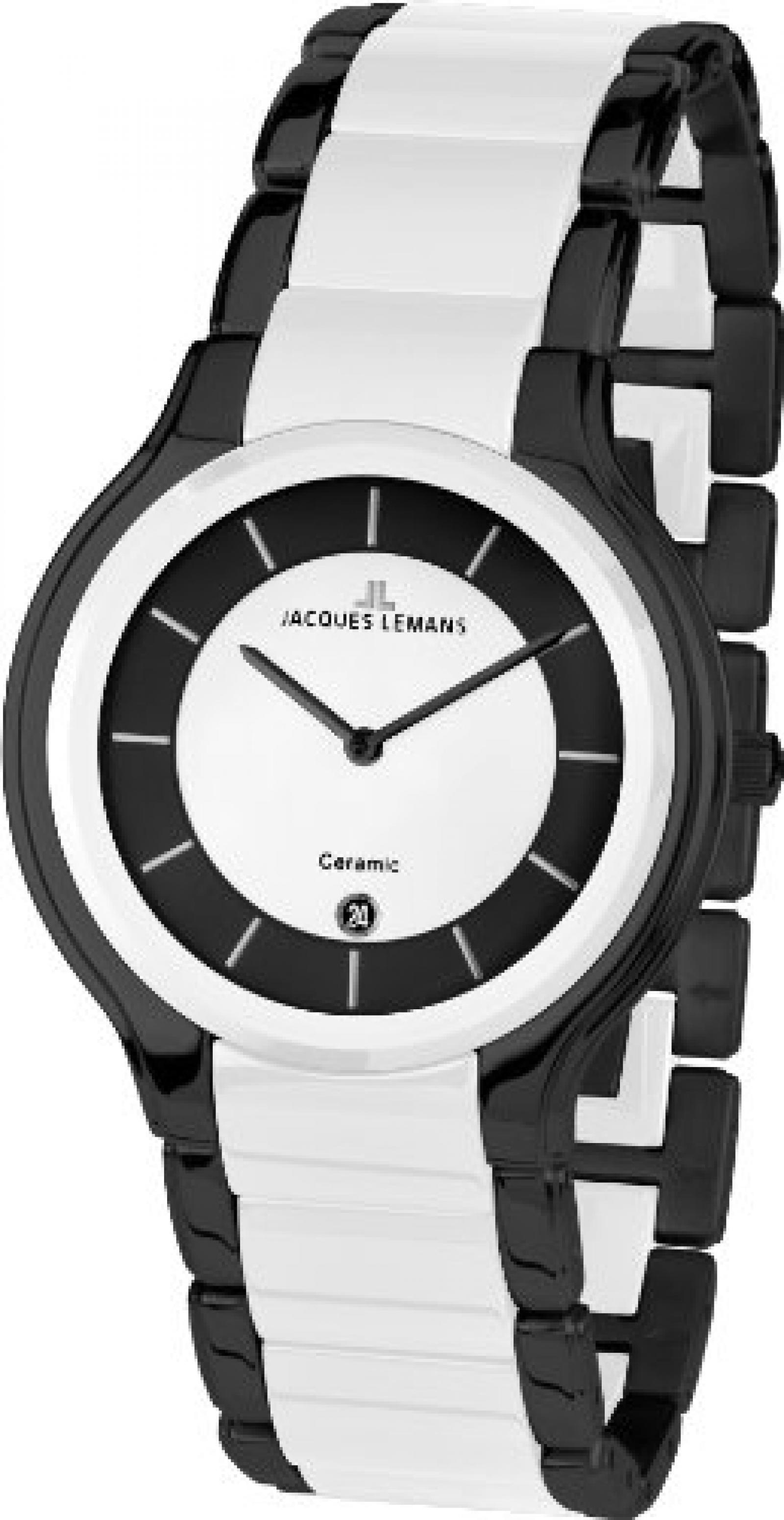 Jacques Lemans Classic Dublin Herren-Armbanduhr 1-1581E
