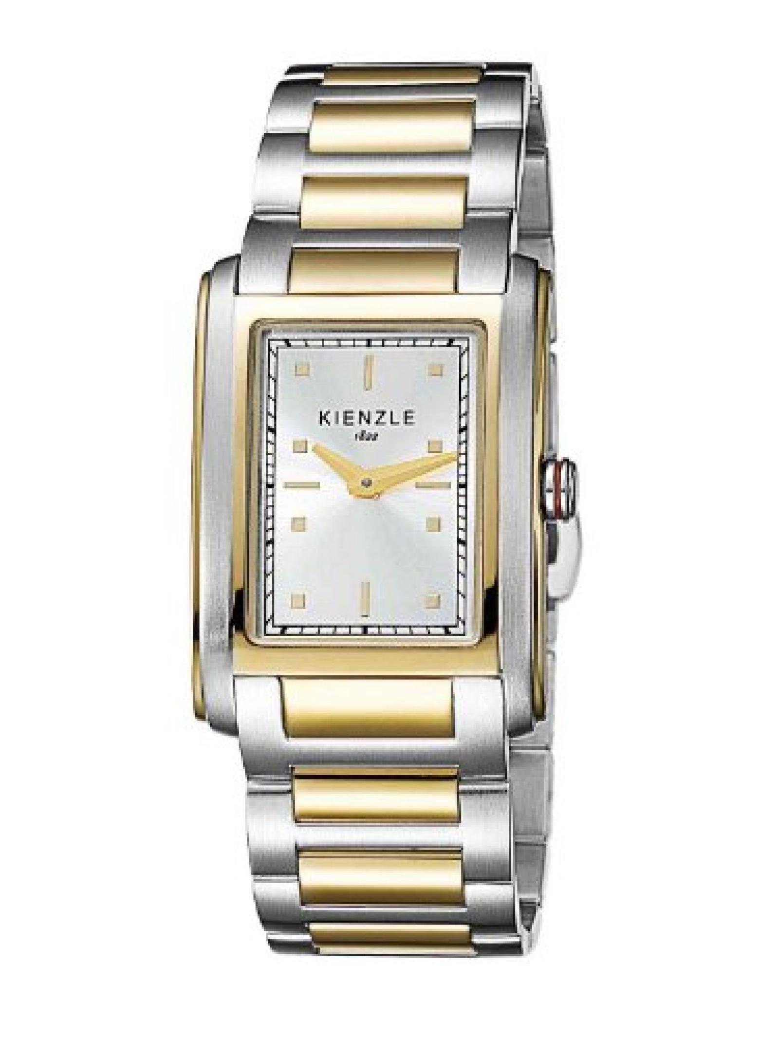 Kienzle Damen-Armbanduhr Analog Edelstahl beschichtet K5082101062