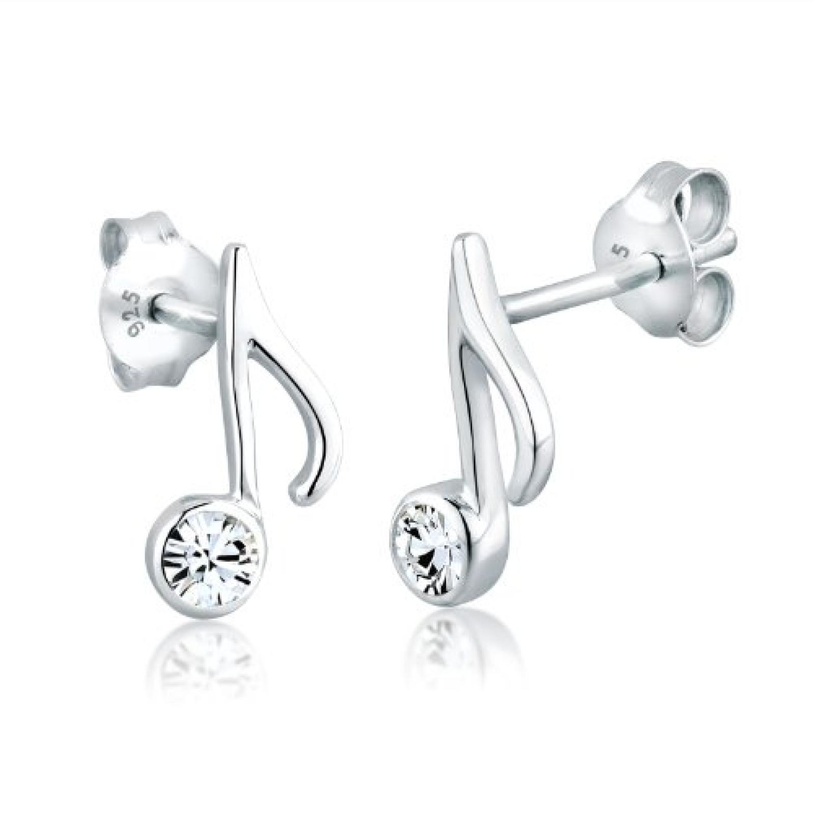 Elli Damen-Ohrstecker 925 Sterling Silber 0308990212