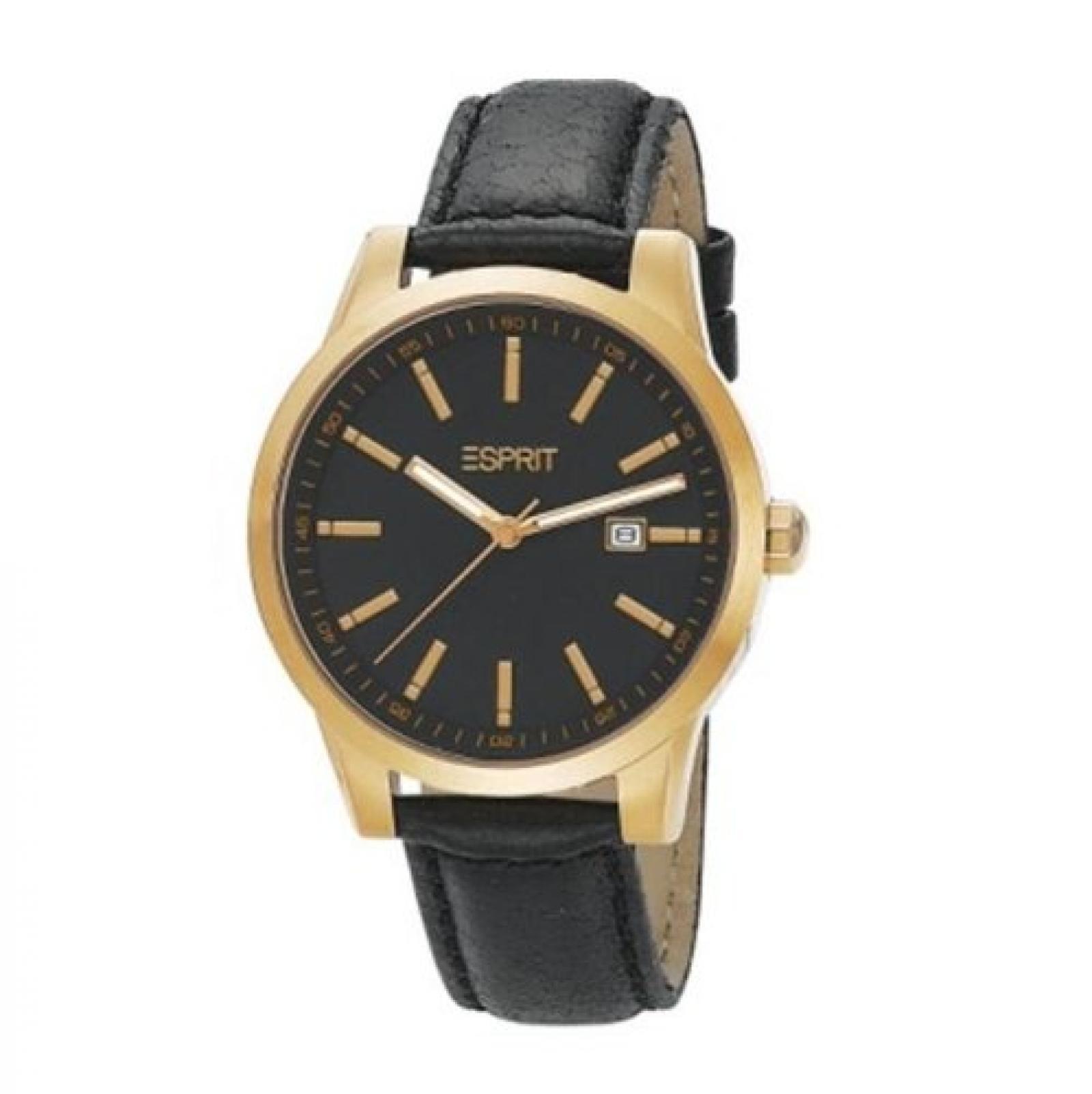 Esprit Herrenuhr STORMY GOLD ES105031004