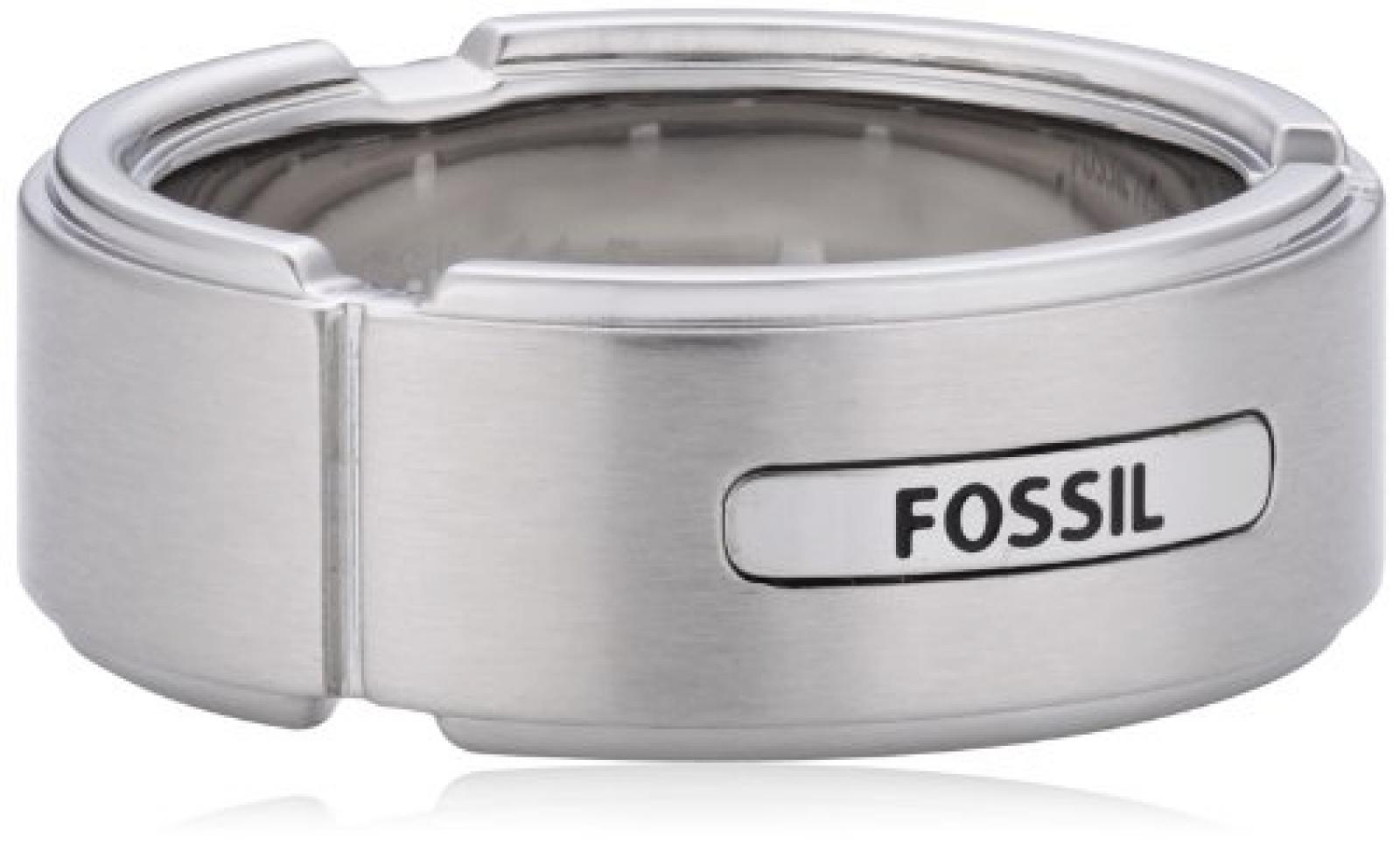 Fossil Herren-Ring Edelstahl JF01053040