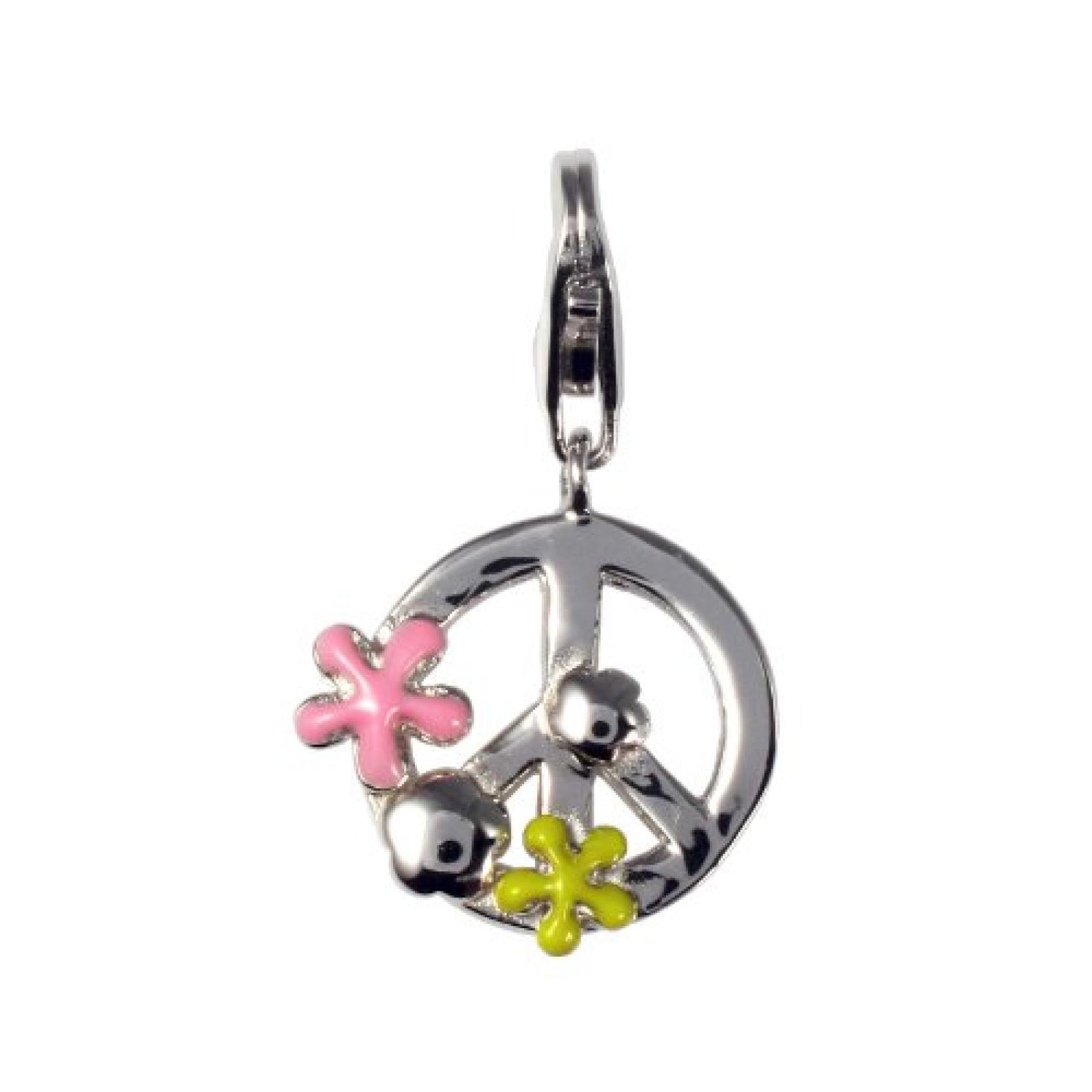 Amor Peace-Charm  925 Sterlingsilber 22 mm 319560