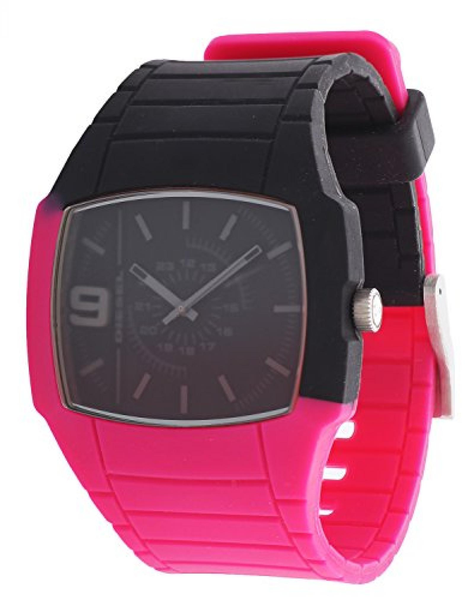 Diesel Damen Armbanduhr Trojan Schwarz DZ1425