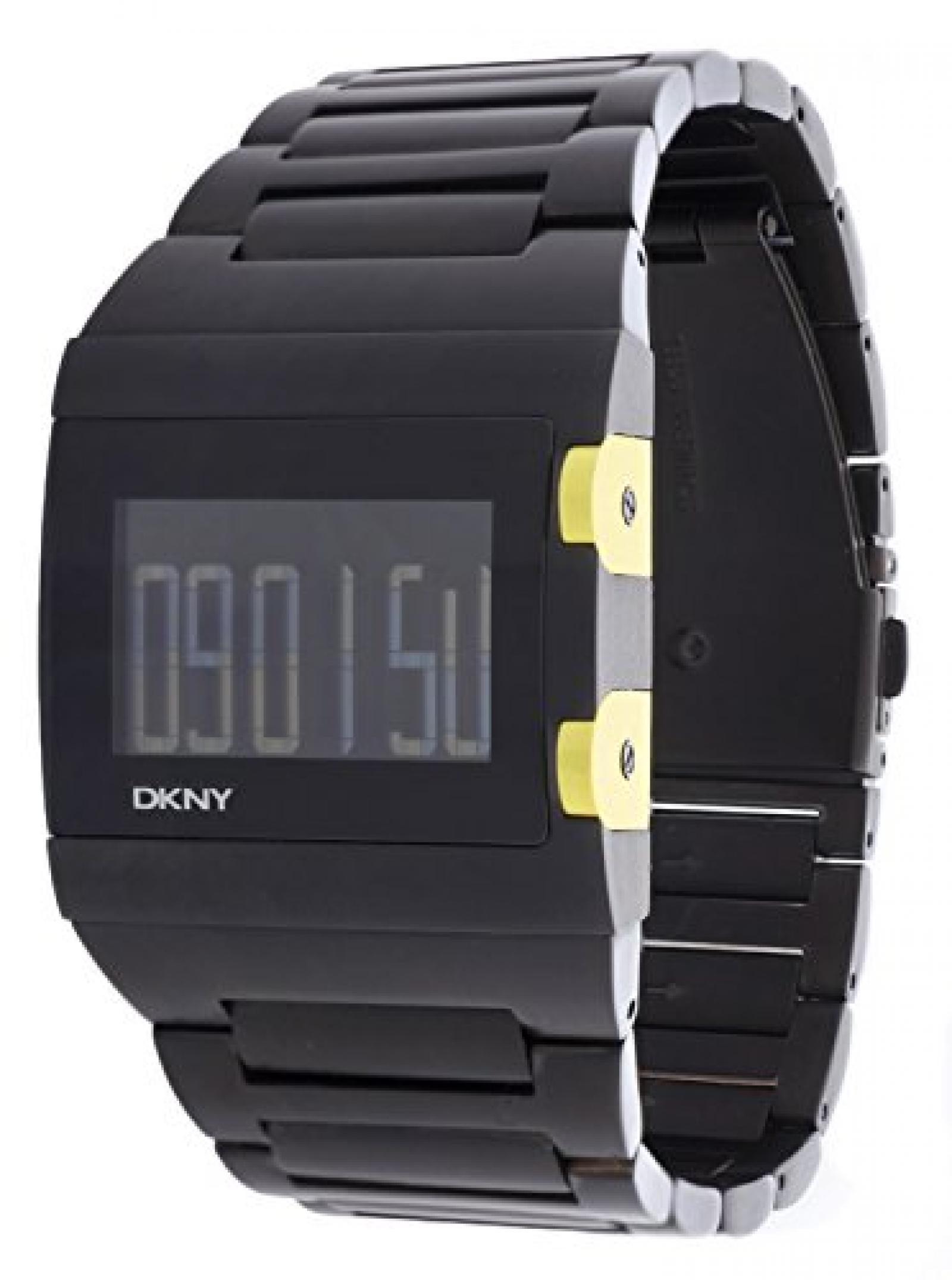 DKNY Herren Armbanduhr Essentials Schwarz NY1304
