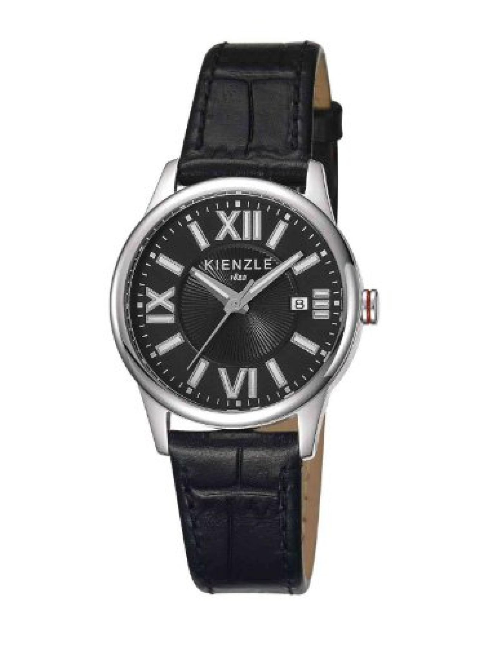 Kienzle Damen-Armbanduhr XS Analog Leder K3042013031