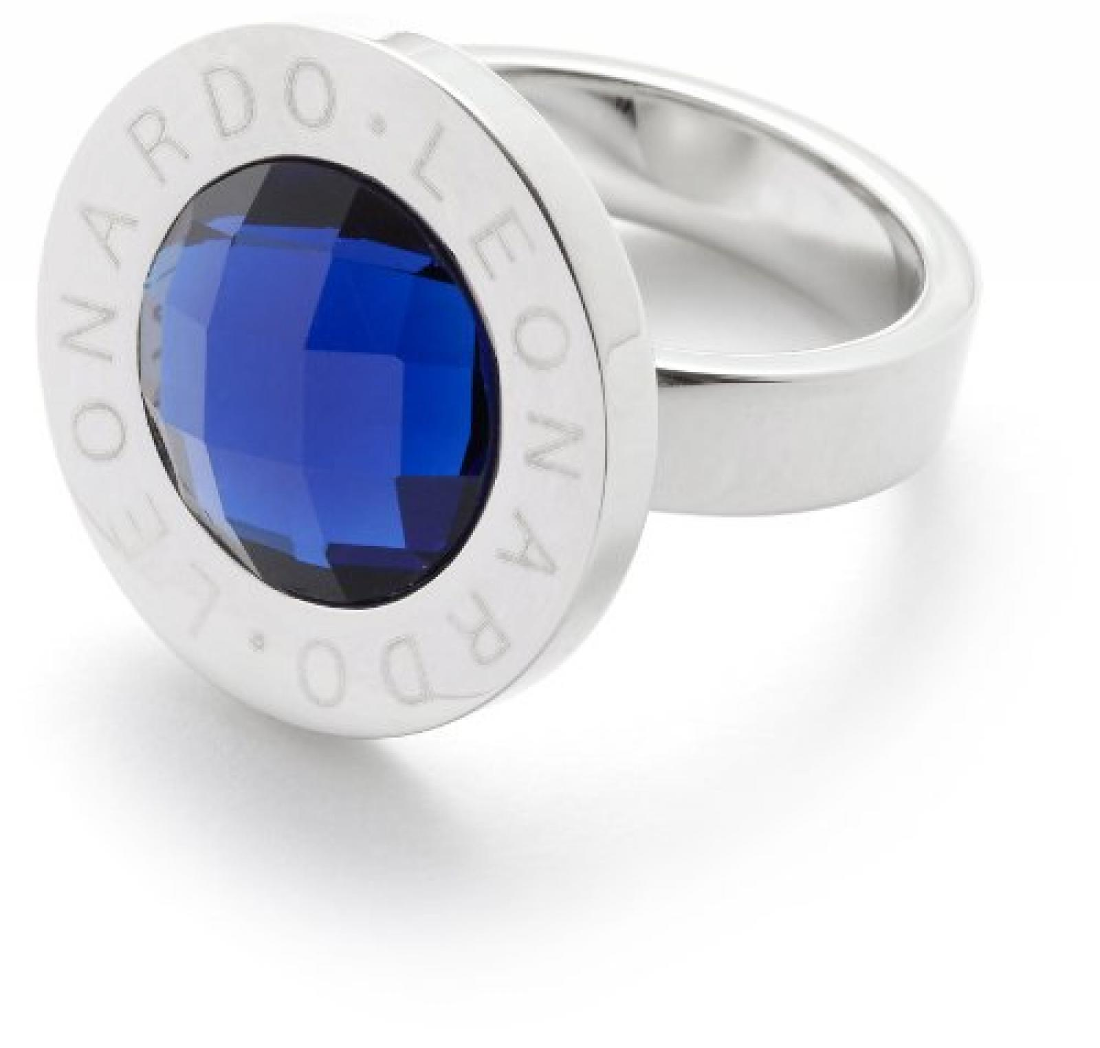Leonardo Jewels Damen-Ring  blau Matrix 01401